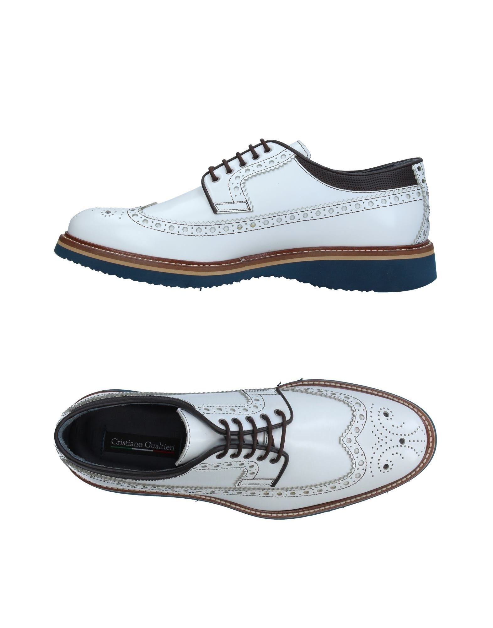 Chaussures À Lacets Cristiano Gualtieri Homme - Chaussures À Lacets Cristiano Gualtieri sur