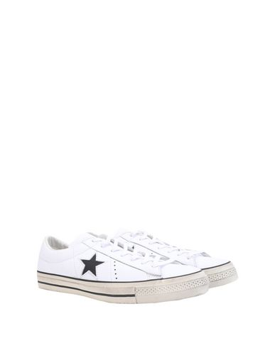 80S Sneakers STAR LEATHER DISTRESSED ONE STAR OX ALL CONVERSE wAxq58zX8