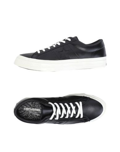 Zapatos con descuento Zapatillas Converse All Star Tapestry One Star Ox Leather Tapestry Star - Hombre - Zapatillas Converse All Star - 11357070LA Negro fc2321