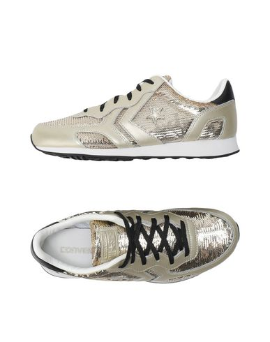 CONVERSE CONS AUCKLAND RACER OX SEQUINS/LEATHER METALLIC Sneakers