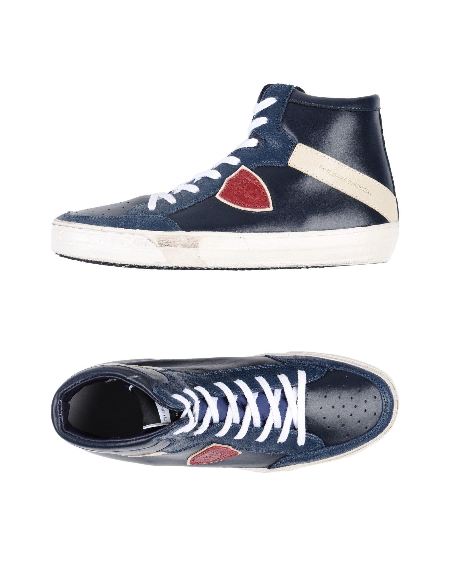 Philippe Model Sneakers Herren  11357349RK Gute Qualität beliebte Schuhe