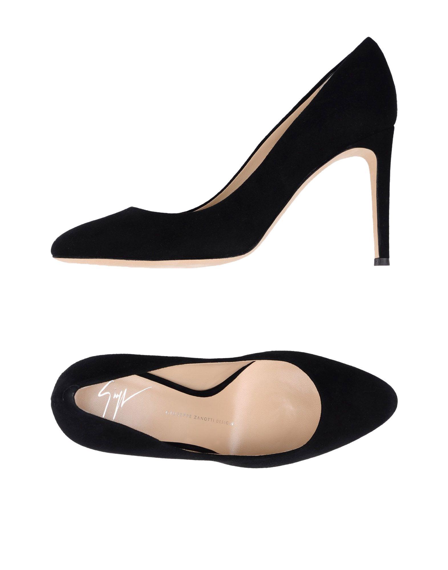 Gran descuento Zapato De Salón Giuseppe Zanotti Mujer - Negro Salones Giuseppe Zanotti  Negro - 3a3fa7