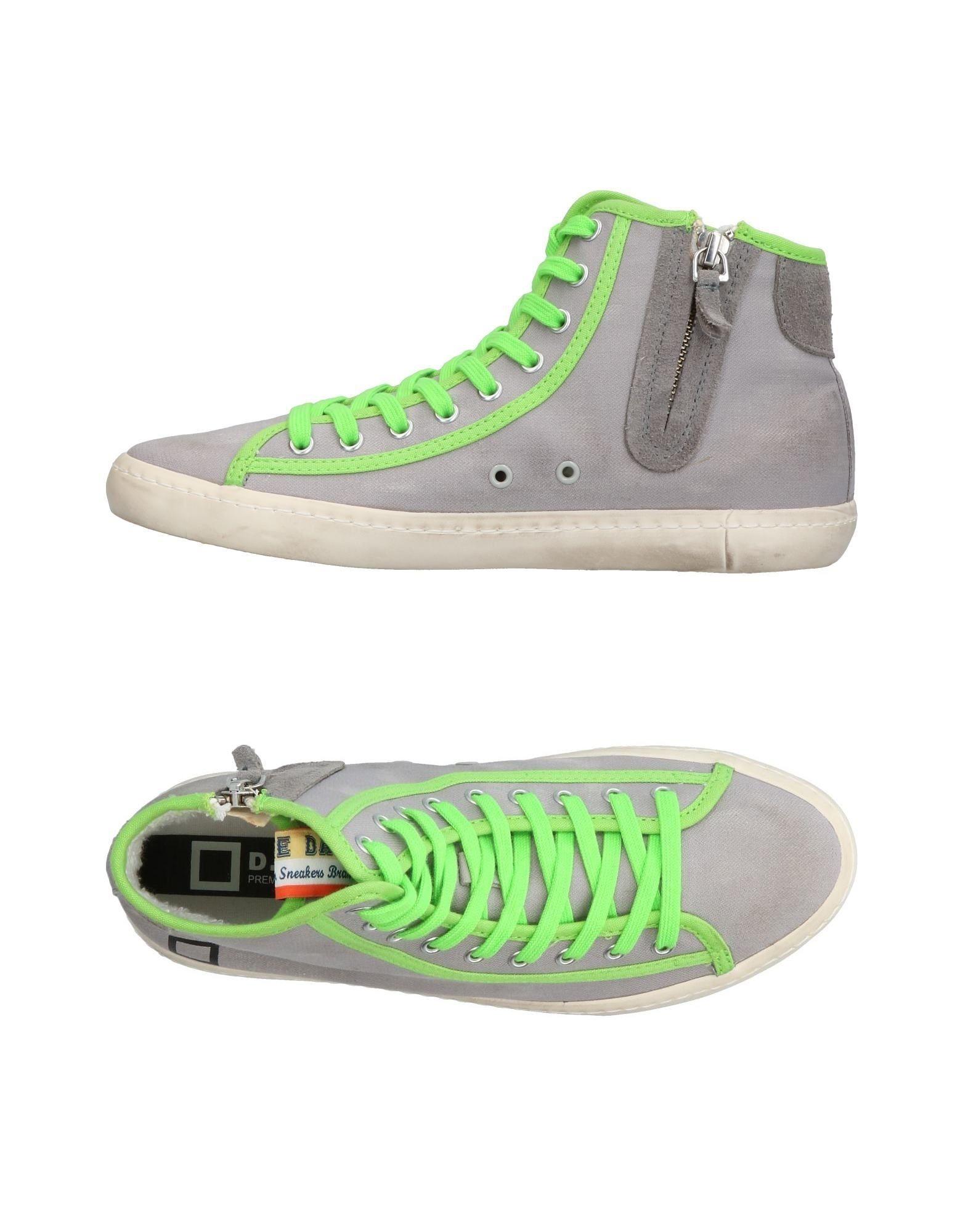 Rabatt echte Schuhe D.A.T.E. Sneakers Herren  11357514MW