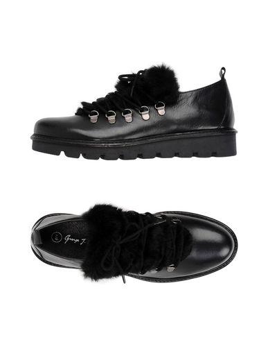 Zapatos de mujer baratos zapatos de mujer Zapato De Cordones George J. Love Mujer - Zapatos De Cordones George J. Love   - 11357516VN Negro