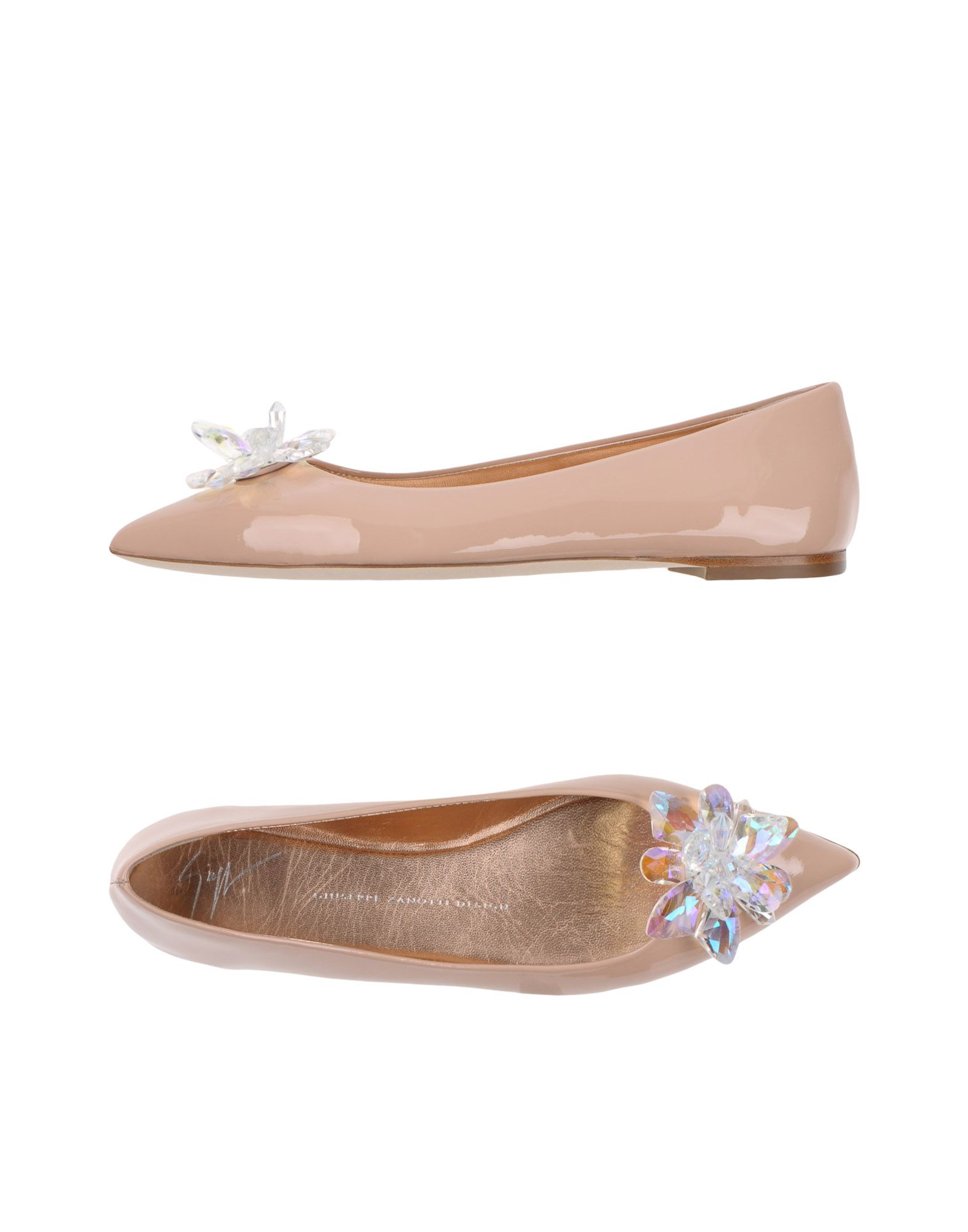 Giuseppe Zanotti Ballerinas 11357568GK Damen  11357568GK Ballerinas Neue Schuhe ed09fc