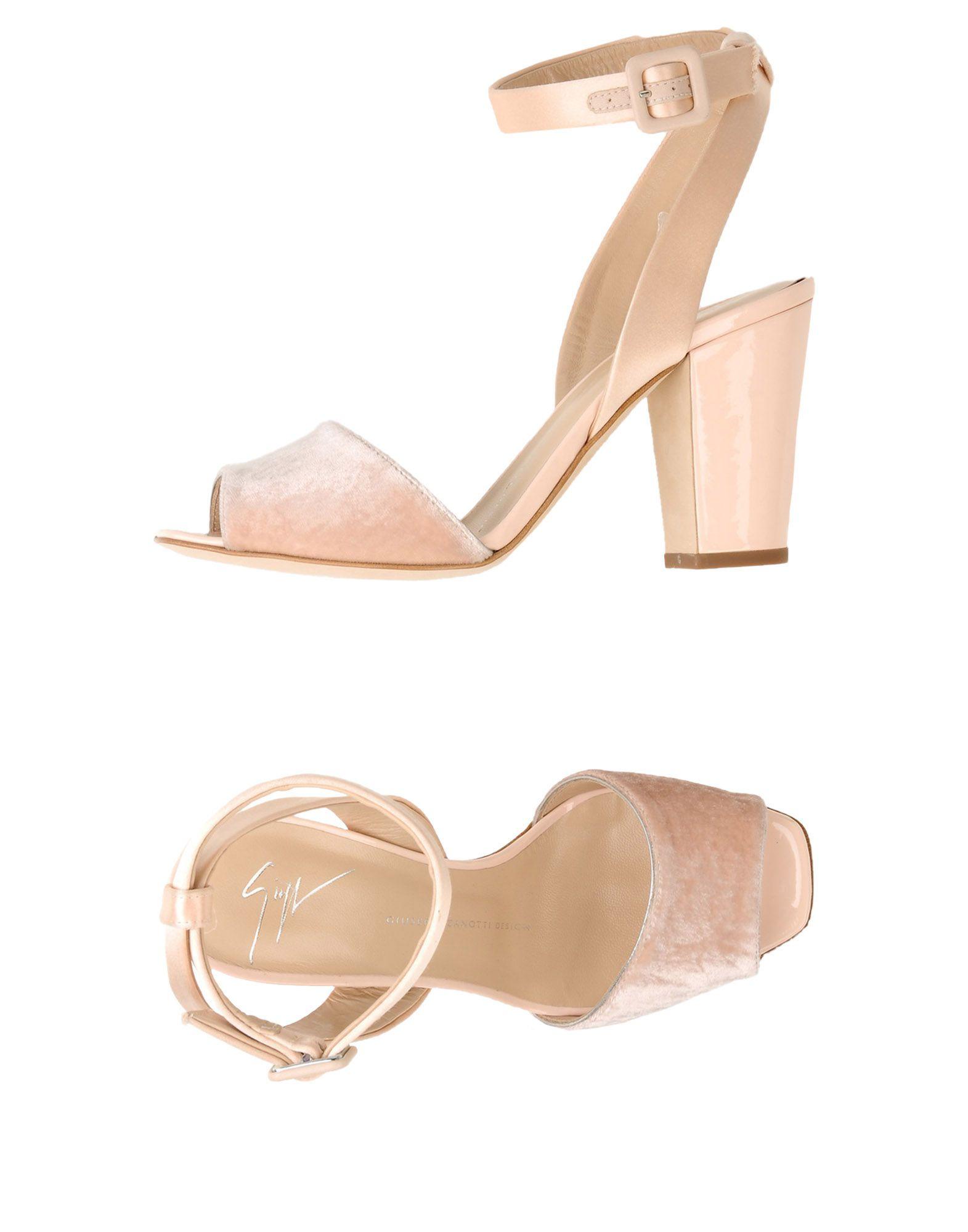Giuseppe Zanotti Sandalen Damen  11357581JKGut aussehende strapazierfähige Schuhe