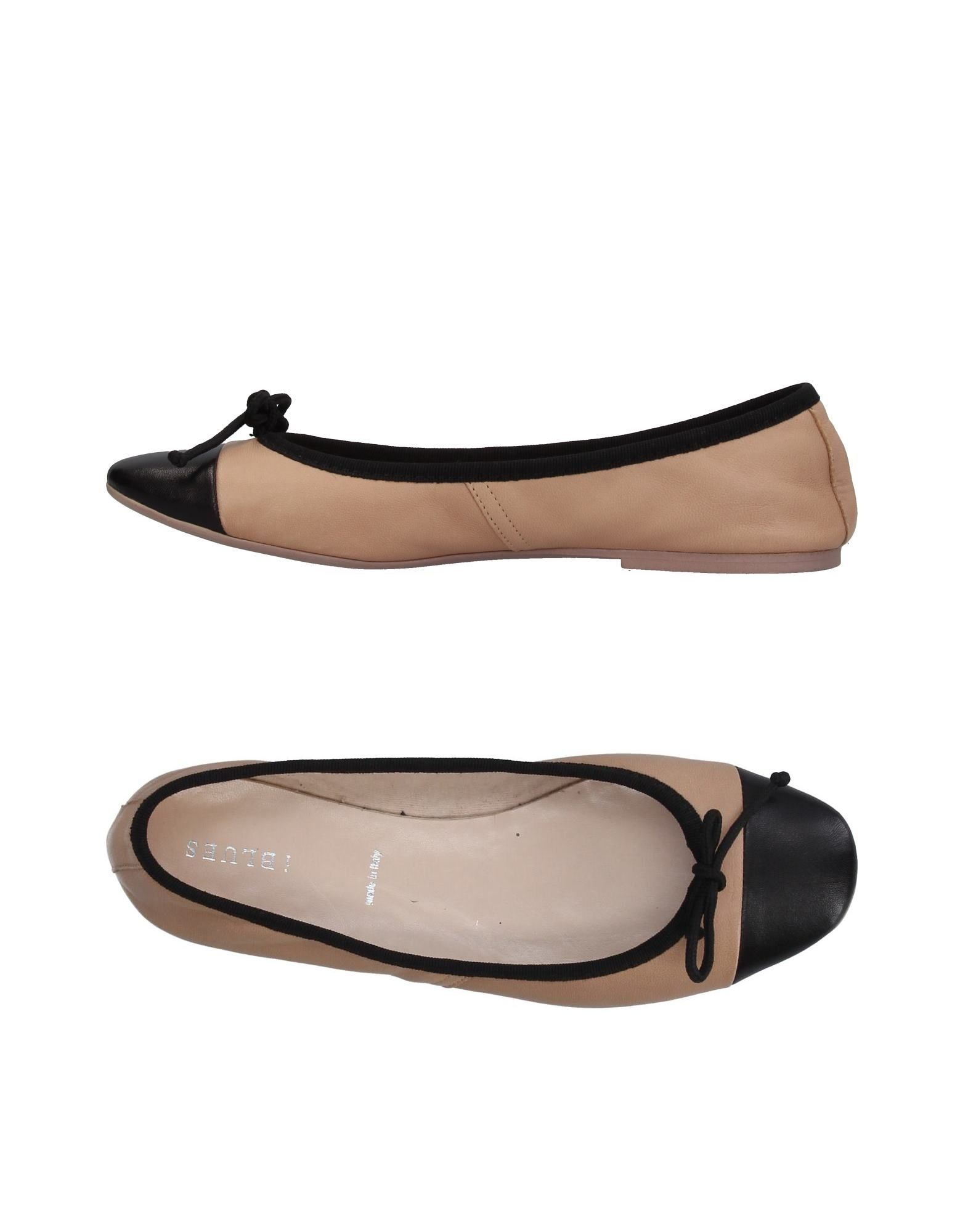Ballerines I Blues Femme - Ballerines I Blues sur