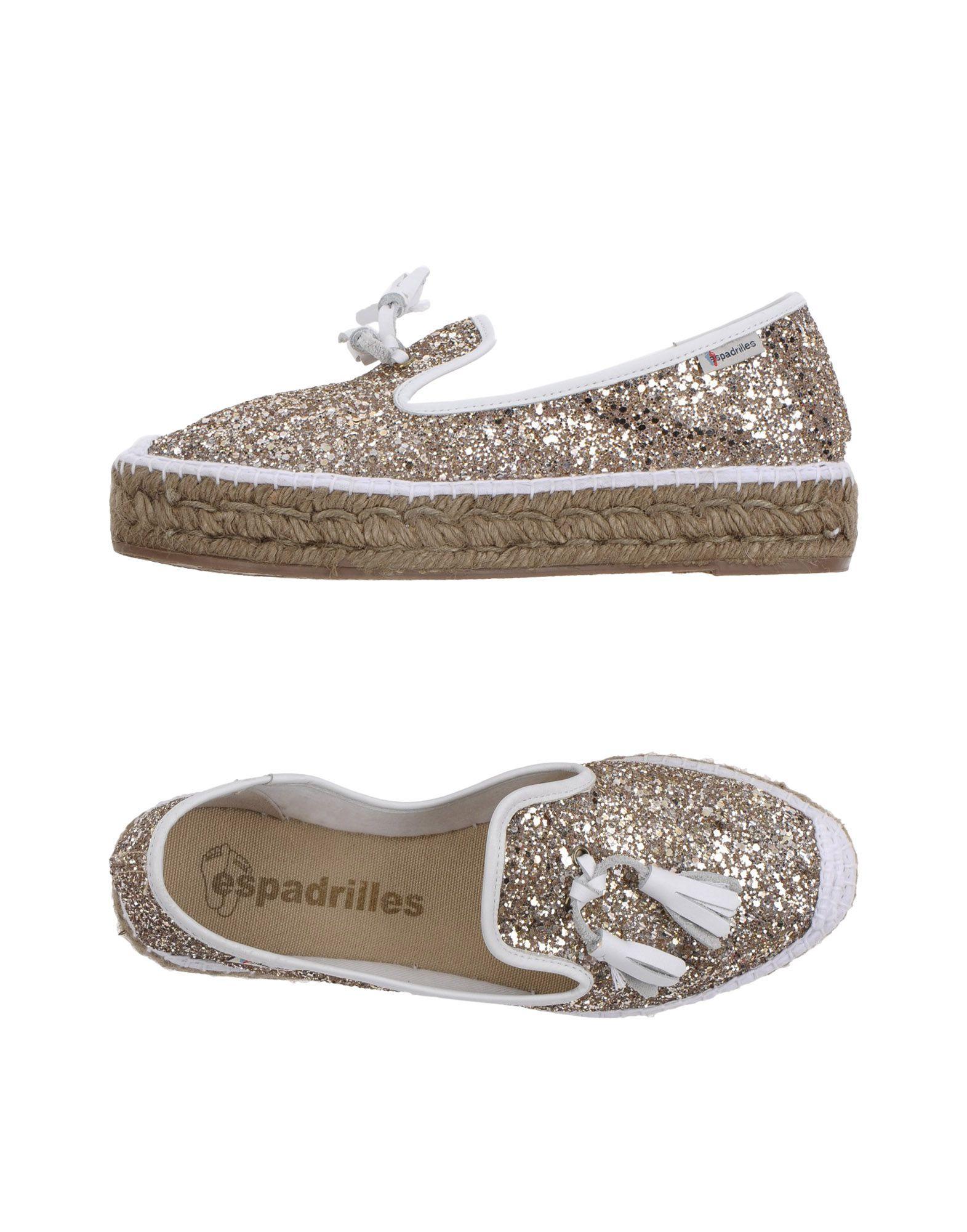 Günstige und modische Schuhe Espadrilles Espadrilles Damen  11357706BE