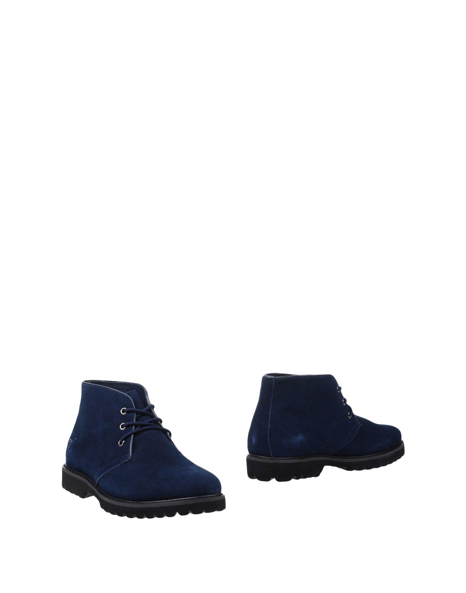Rabatt echte Schuhe Henry Cotton's Stiefelette Herren  11357741SR