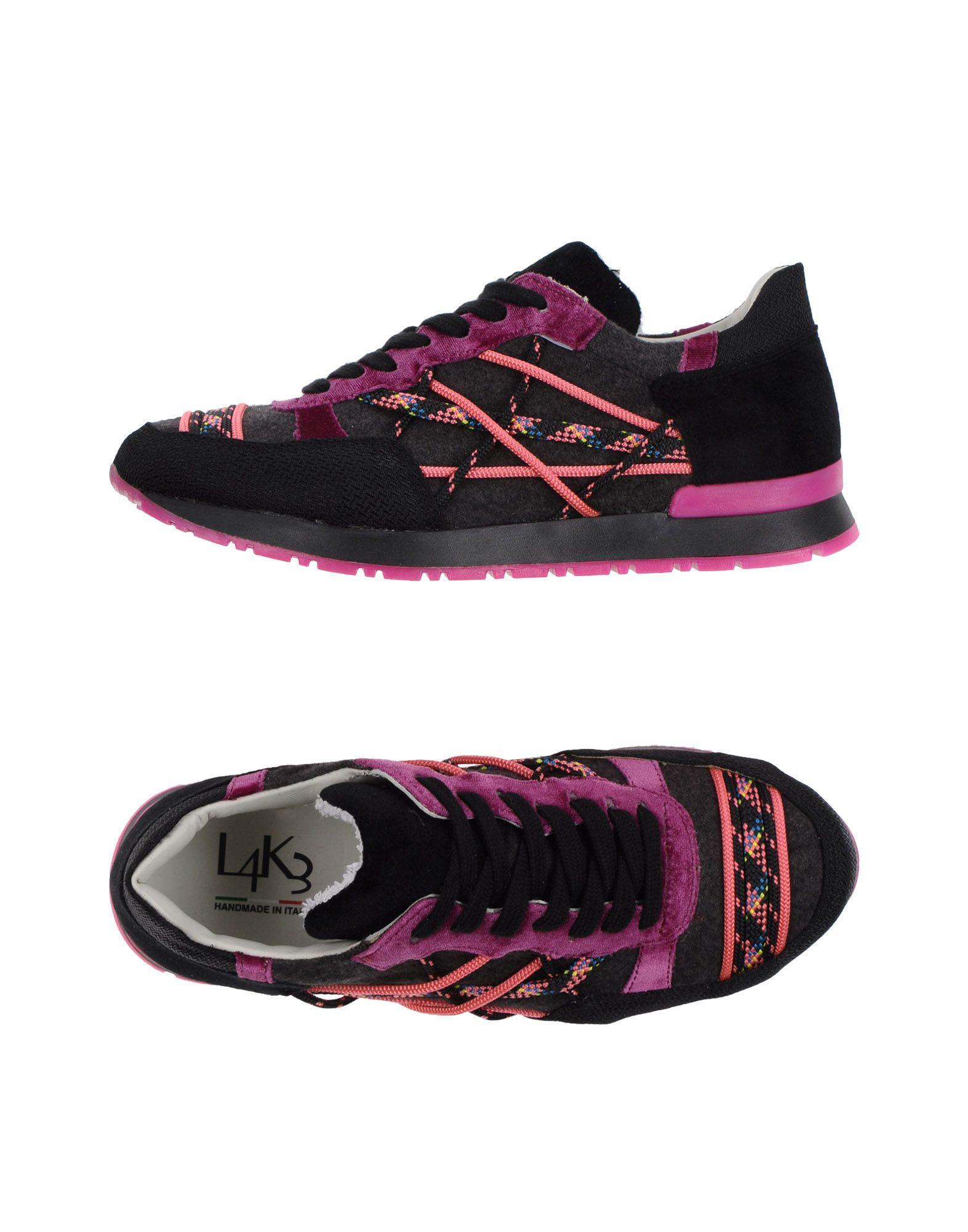 Günstige und modische Schuhe L4k3 Sneakers Damen  11357768EL