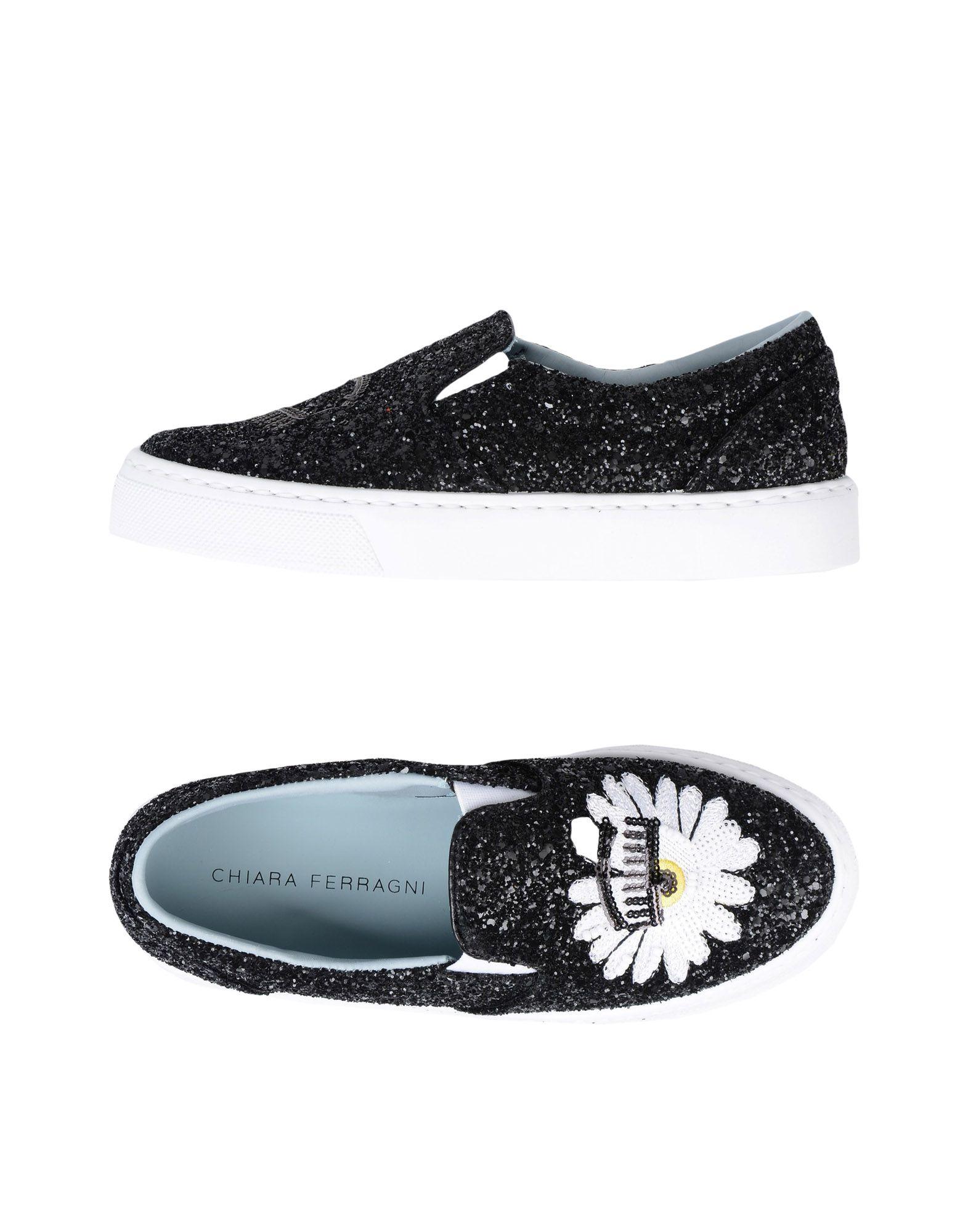 Gut um billige Schuhe zu tragenChiara Ferragni Sneakers Damen  11357920VA