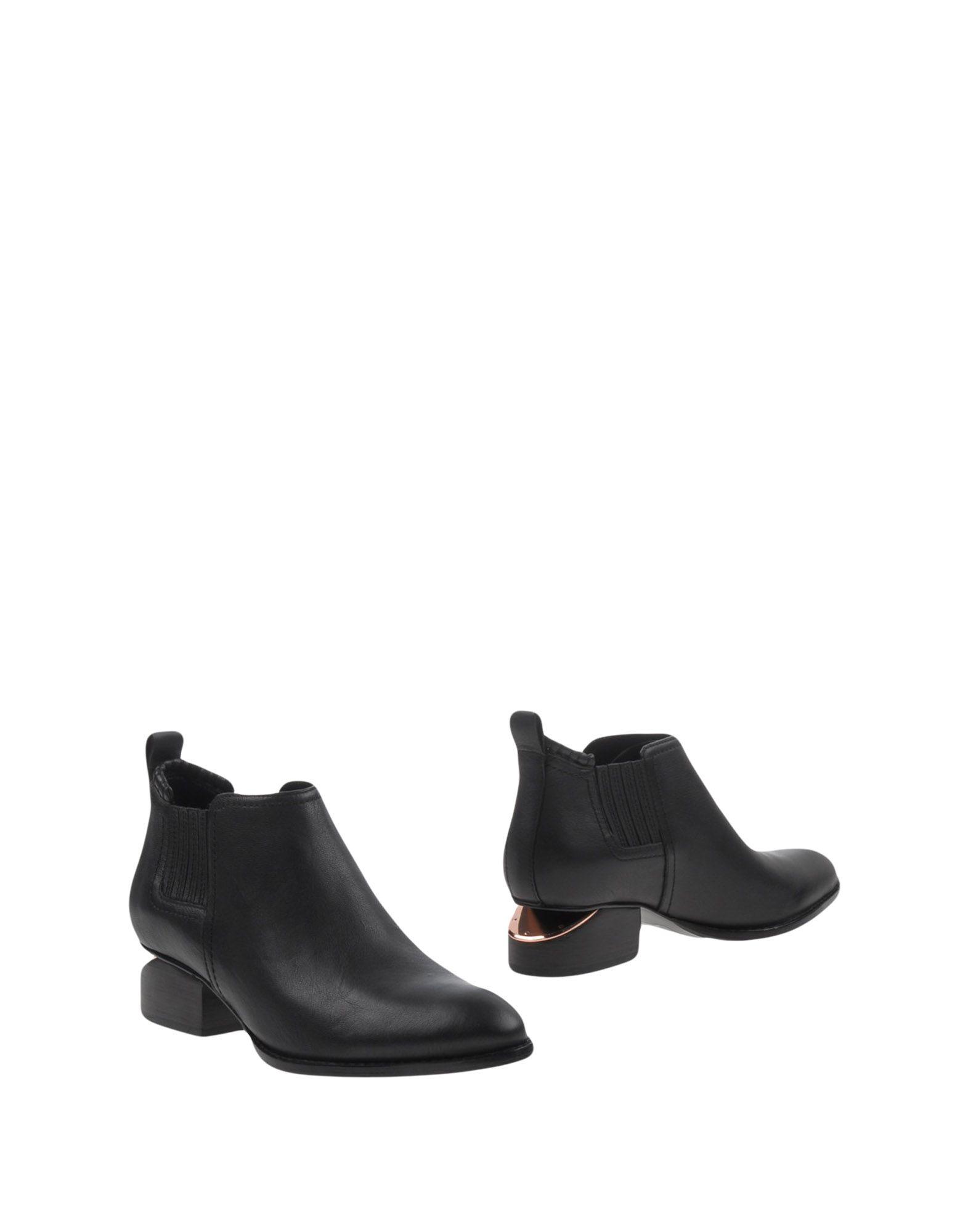 Alexander Wang Stiefelette Damen  11357925DXGünstige gut aussehende Schuhe