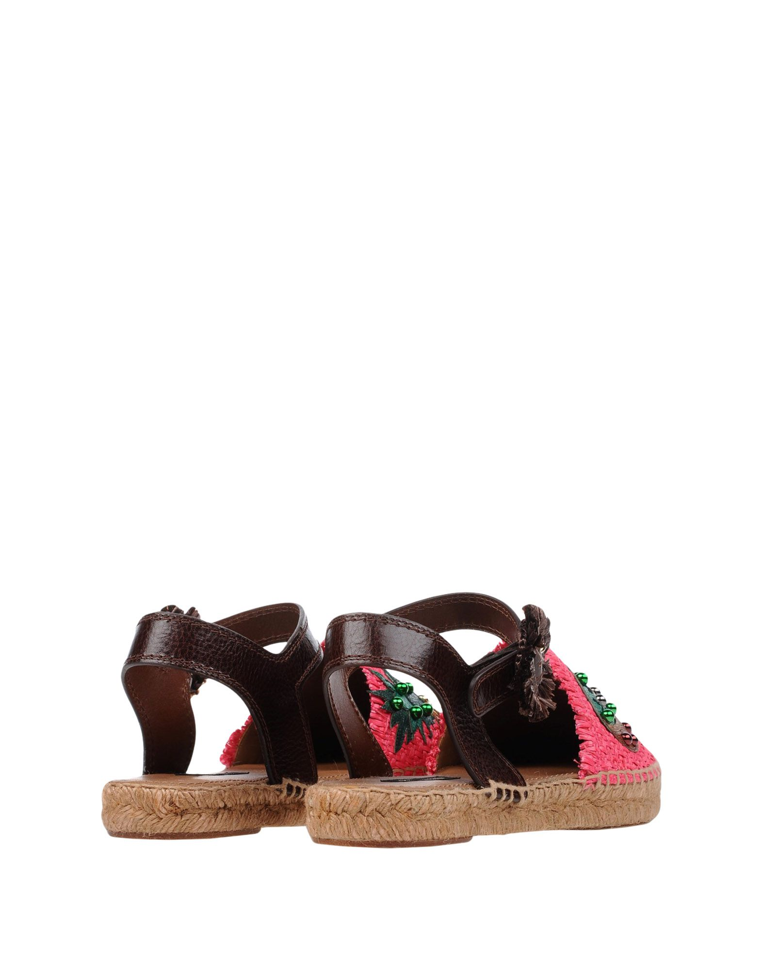 Espadrilles Dolce & Gabbana Femme - Espadrilles Dolce & Gabbana sur