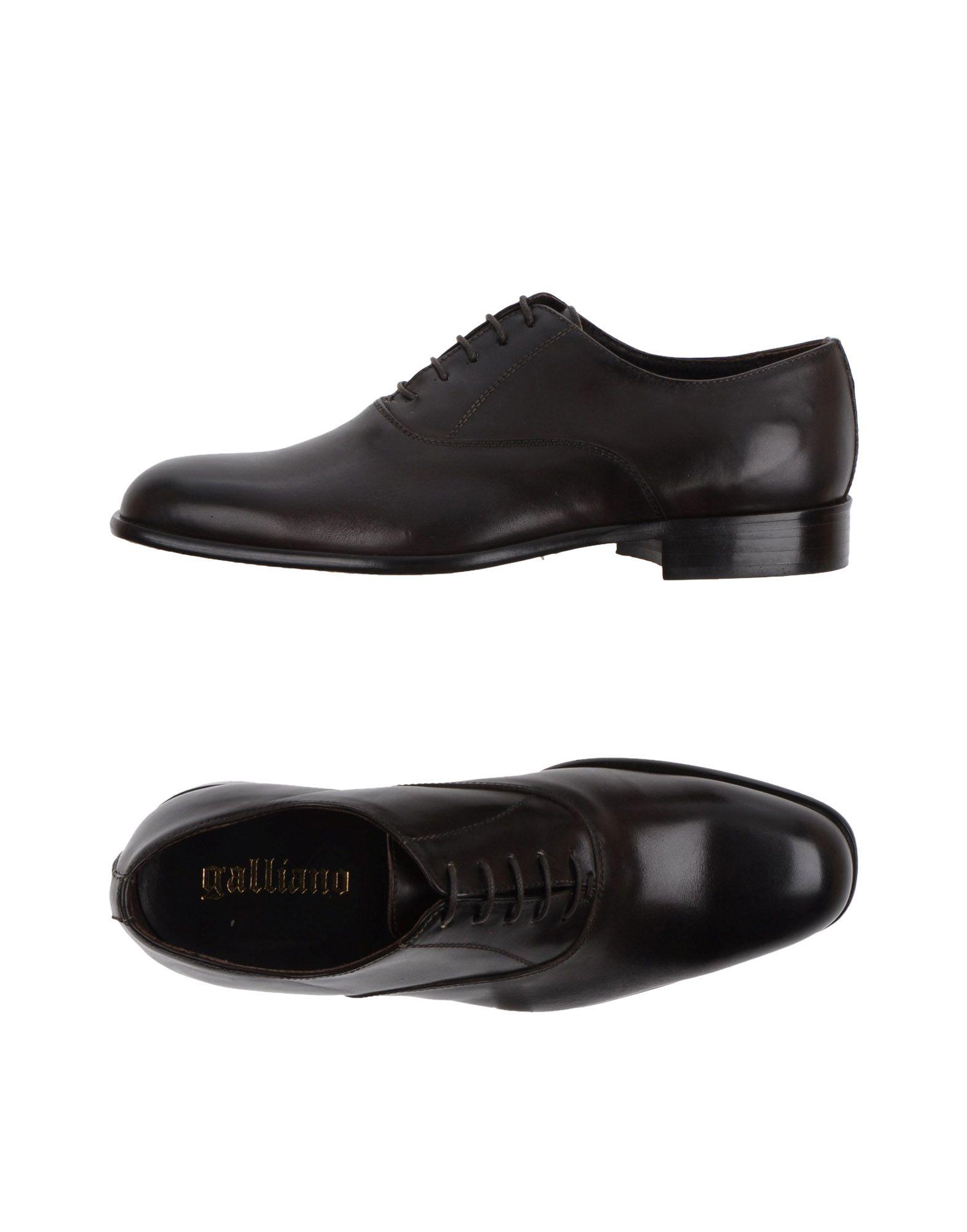 Rabatt echte Schuhe Galliano Schnürschuhe Herren Herren Schnürschuhe  11357957QG 23280f