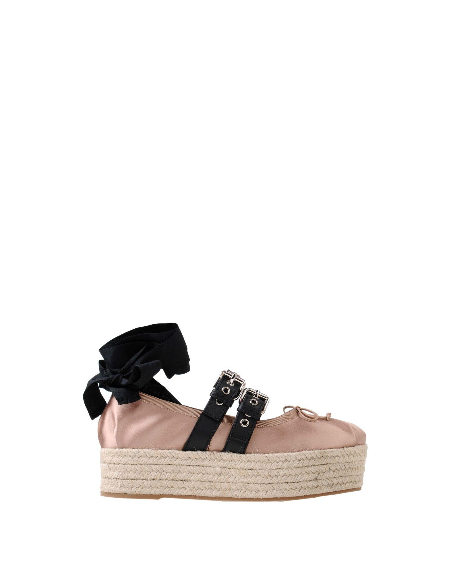 Miu Miu Pumps Damen Schuhe  11358135TFGünstige gut aussehende Schuhe Damen ee60f1