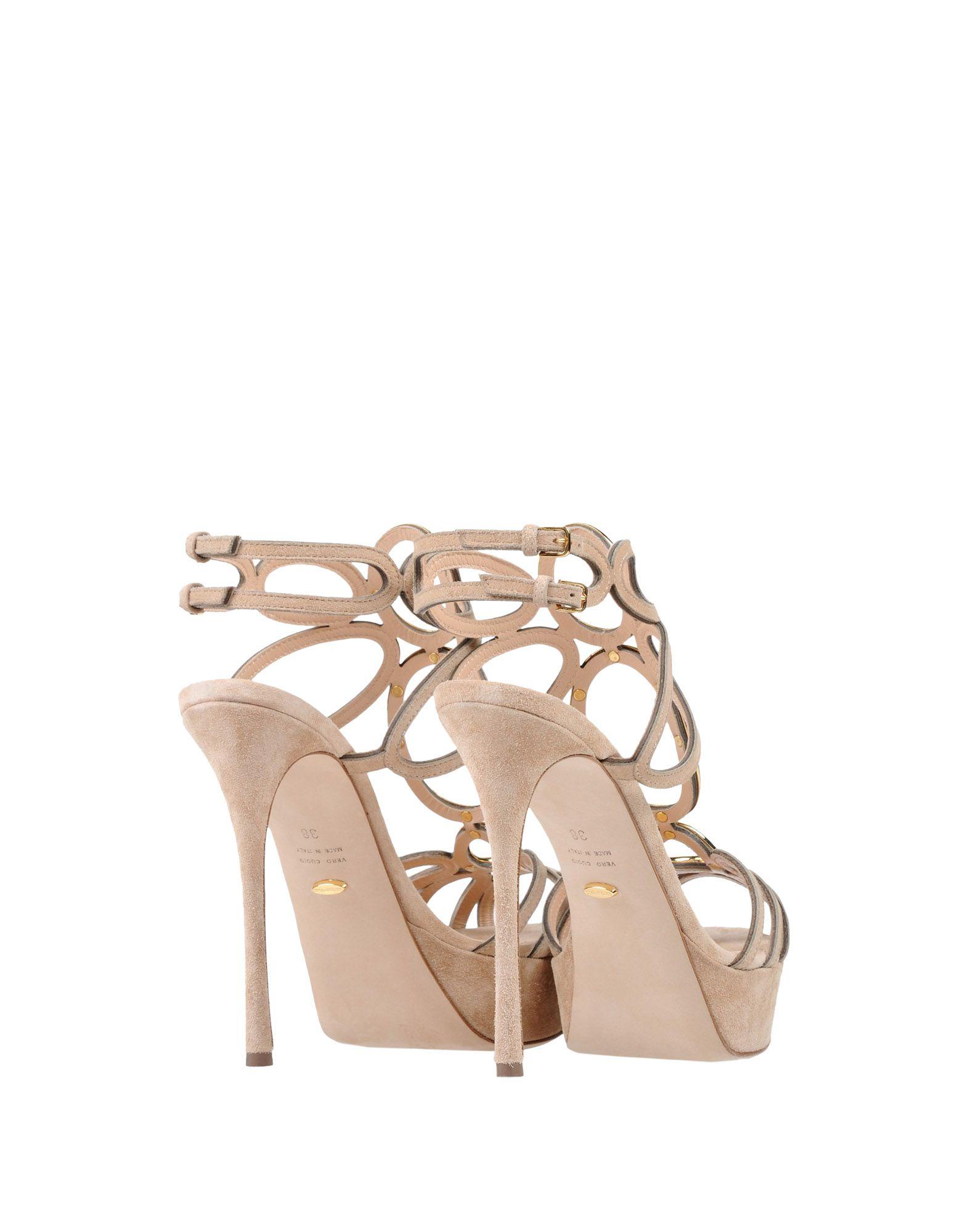 Rabatt Schuhe Sergio Rossi Sandalen 11358204TR Damen  11358204TR Sandalen 6c365d
