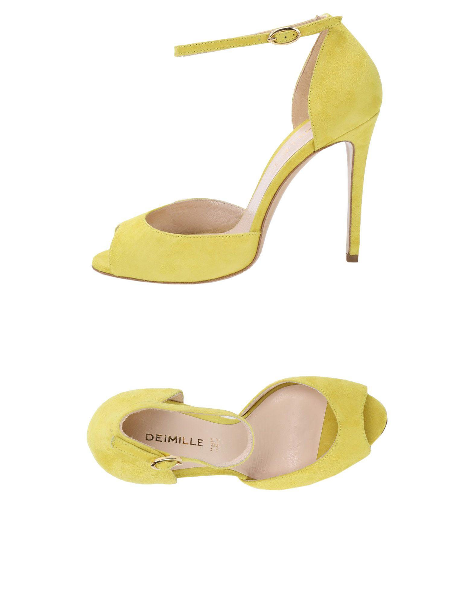 Moda Sandali Sandali Moda Deimille Donna - 11358221TR 911022