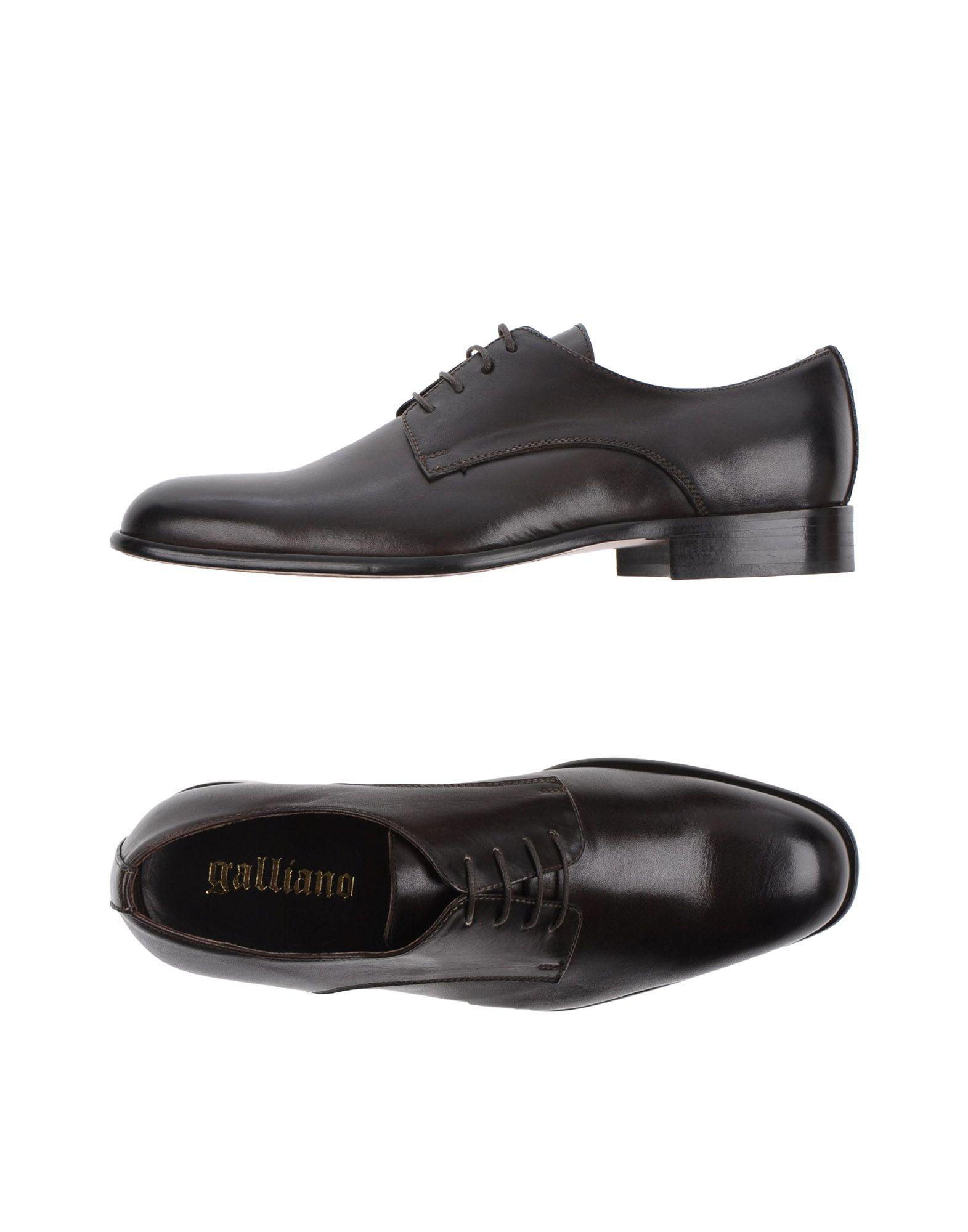 Haltbare Mode billige 11358223LE Schuhe Galliano Schnürschuhe Herren  11358223LE billige Heiße Schuhe 53cc63