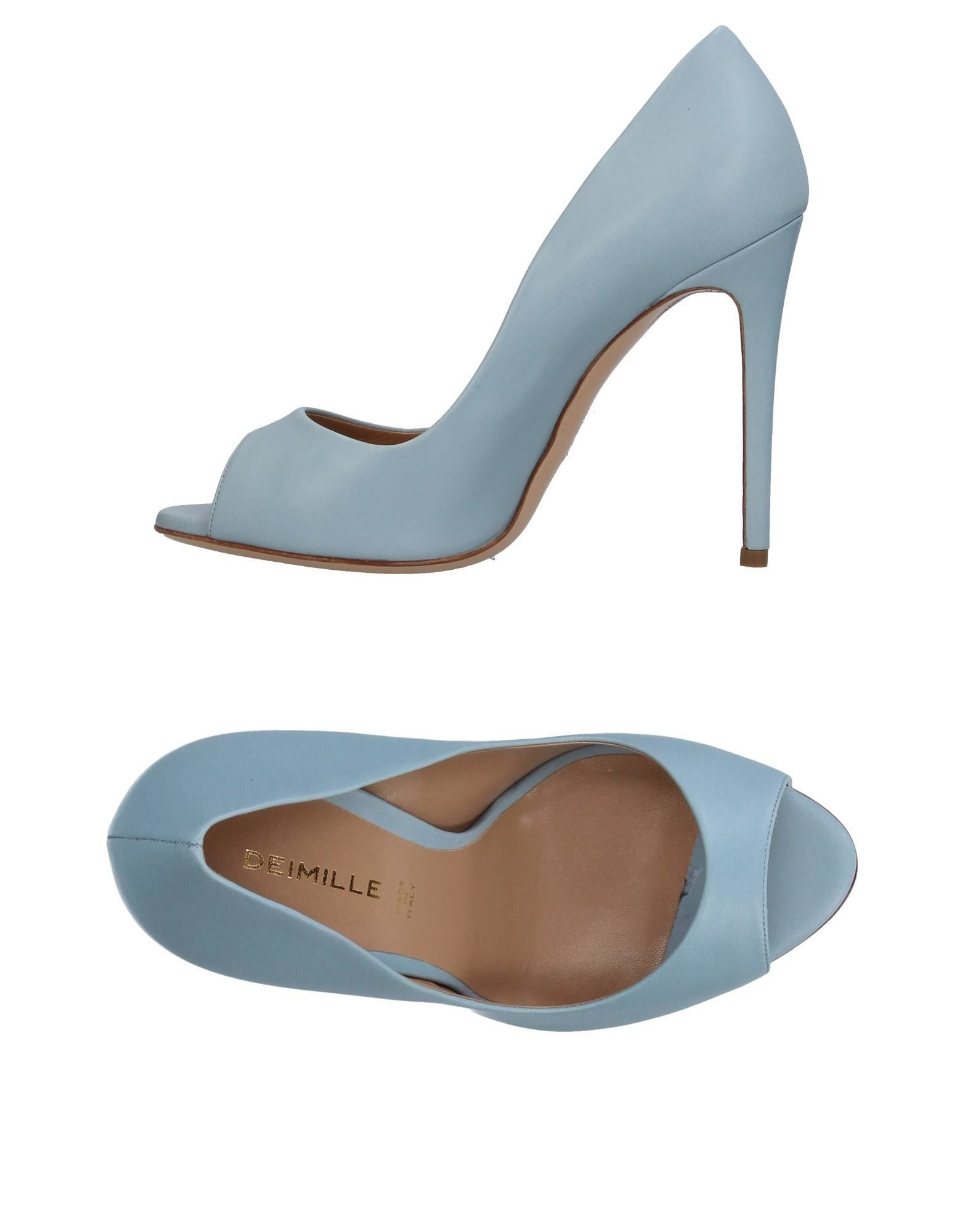 Stilvolle billige Schuhe Deimille Pumps Damen  11358239GT