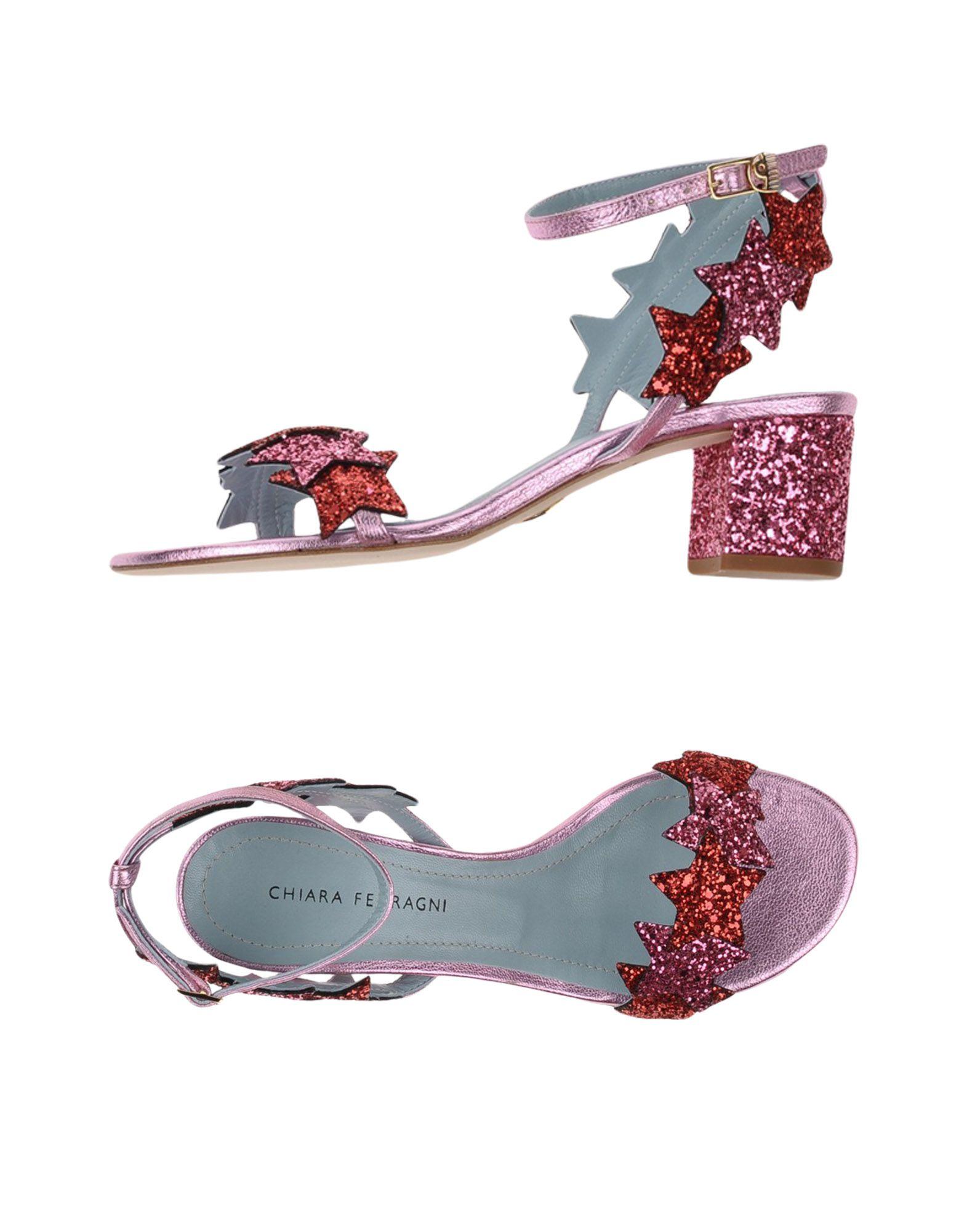Chiara Ferragni Damen Sandalen Damen Ferragni  11358251SL Beliebte Schuhe e6cbde