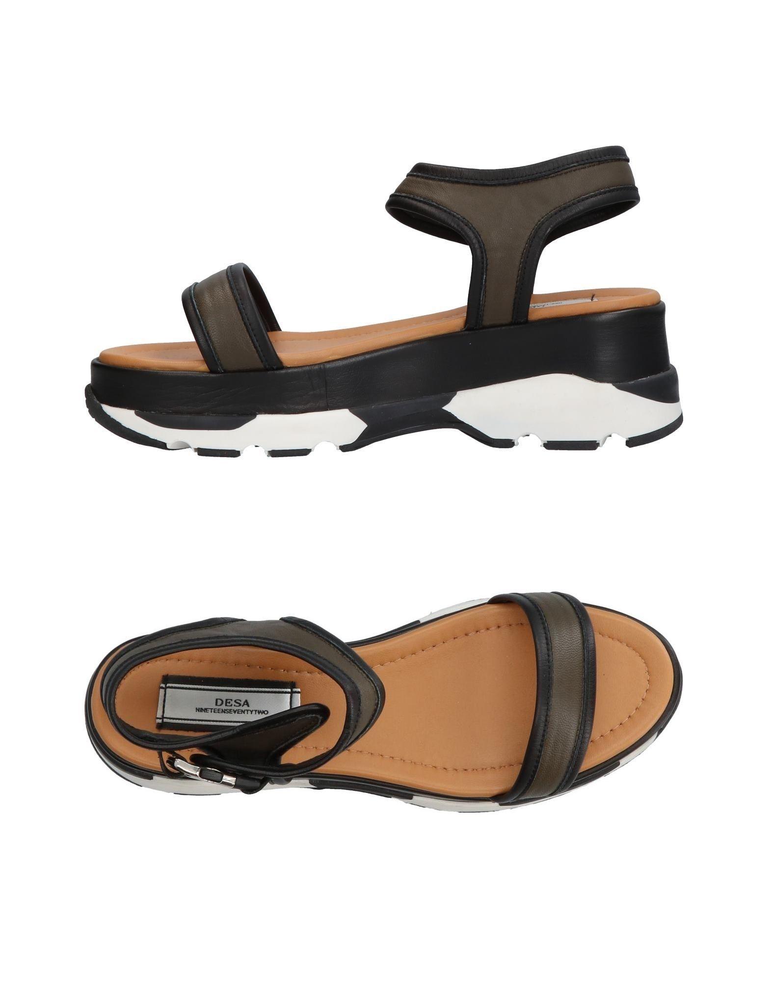 Desa Nineteenseventytwo Sandalen Damen  11358258QT Gute Qualität beliebte Schuhe