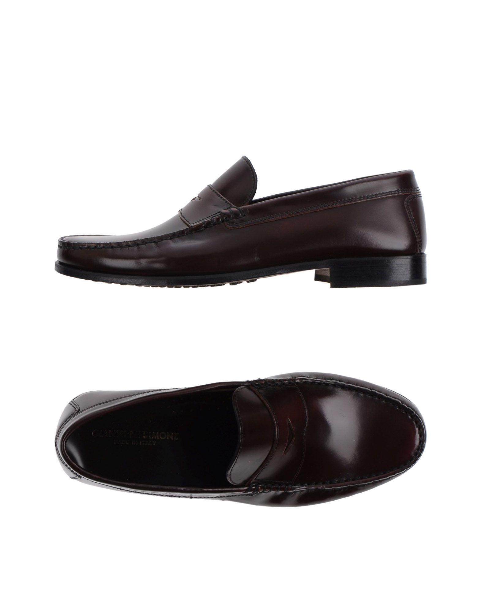 Gianni De Simone Mokassins Herren  11358312KH Neue Schuhe