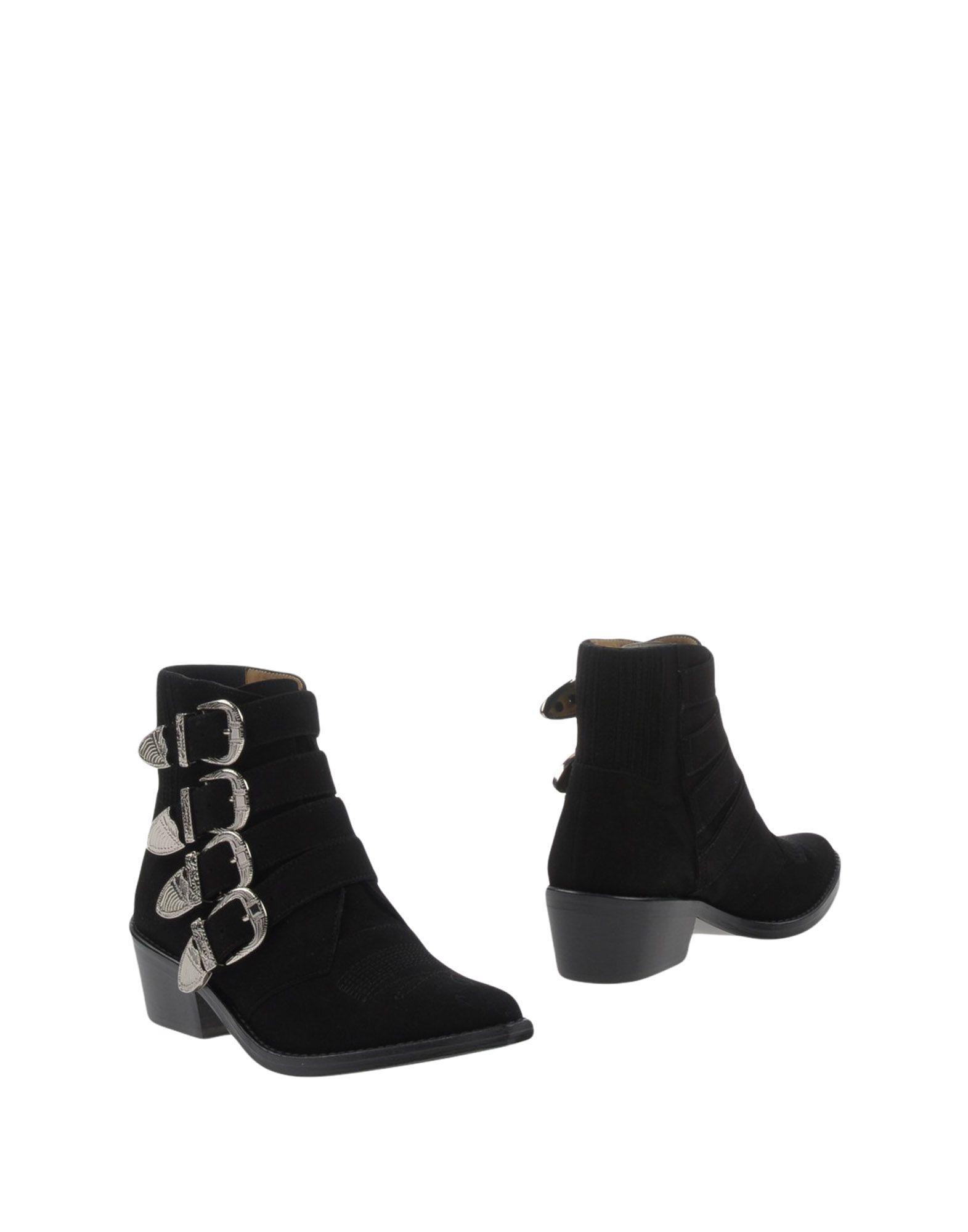 Toga Pulla Stiefelette Damen strapazierfähige  11358469JPGut aussehende strapazierfähige Damen Schuhe 20ca90