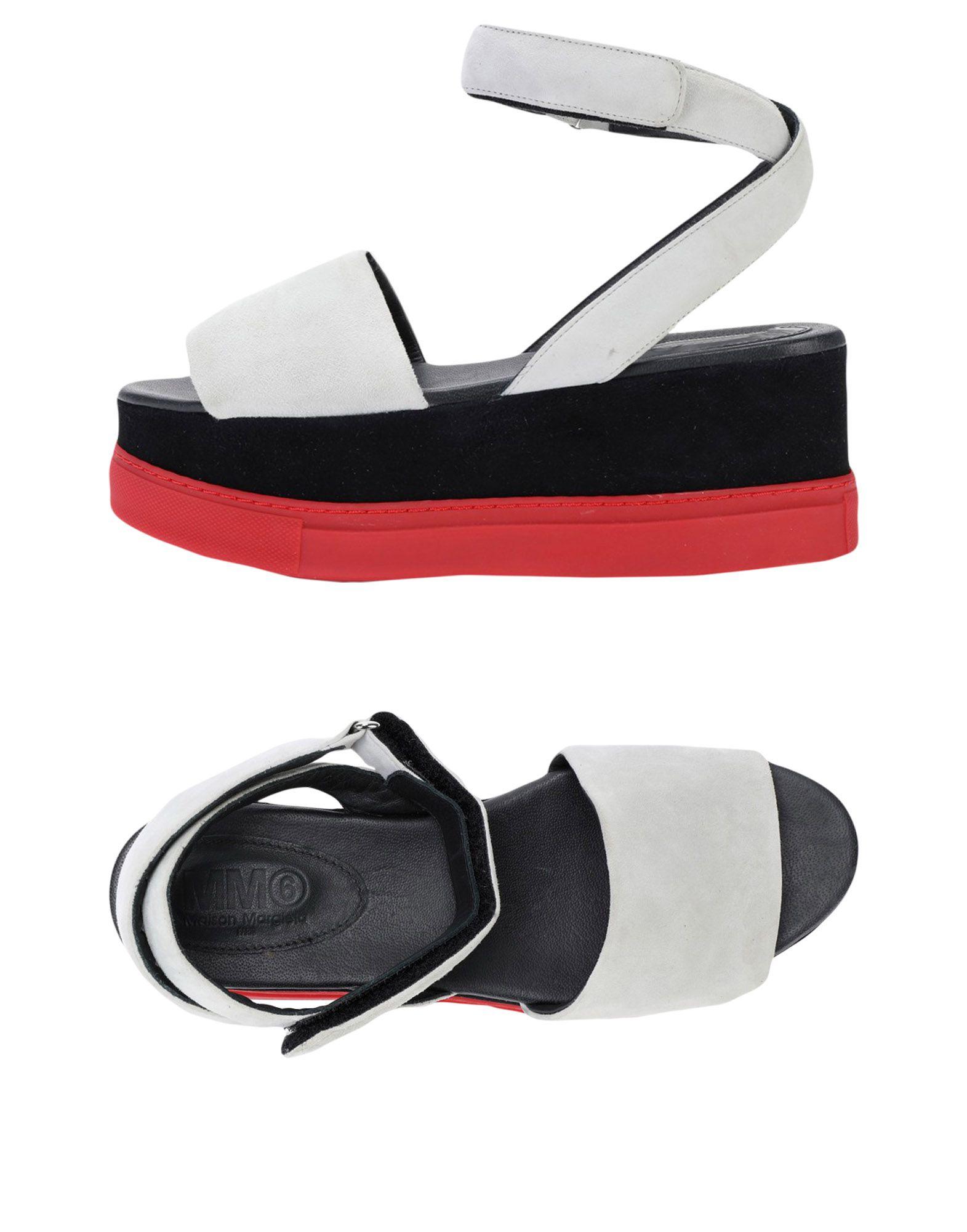 Mm6 Qualität Maison Margiela Sandalen Damen  11358563IJ Gute Qualität Mm6 beliebte Schuhe da1e22