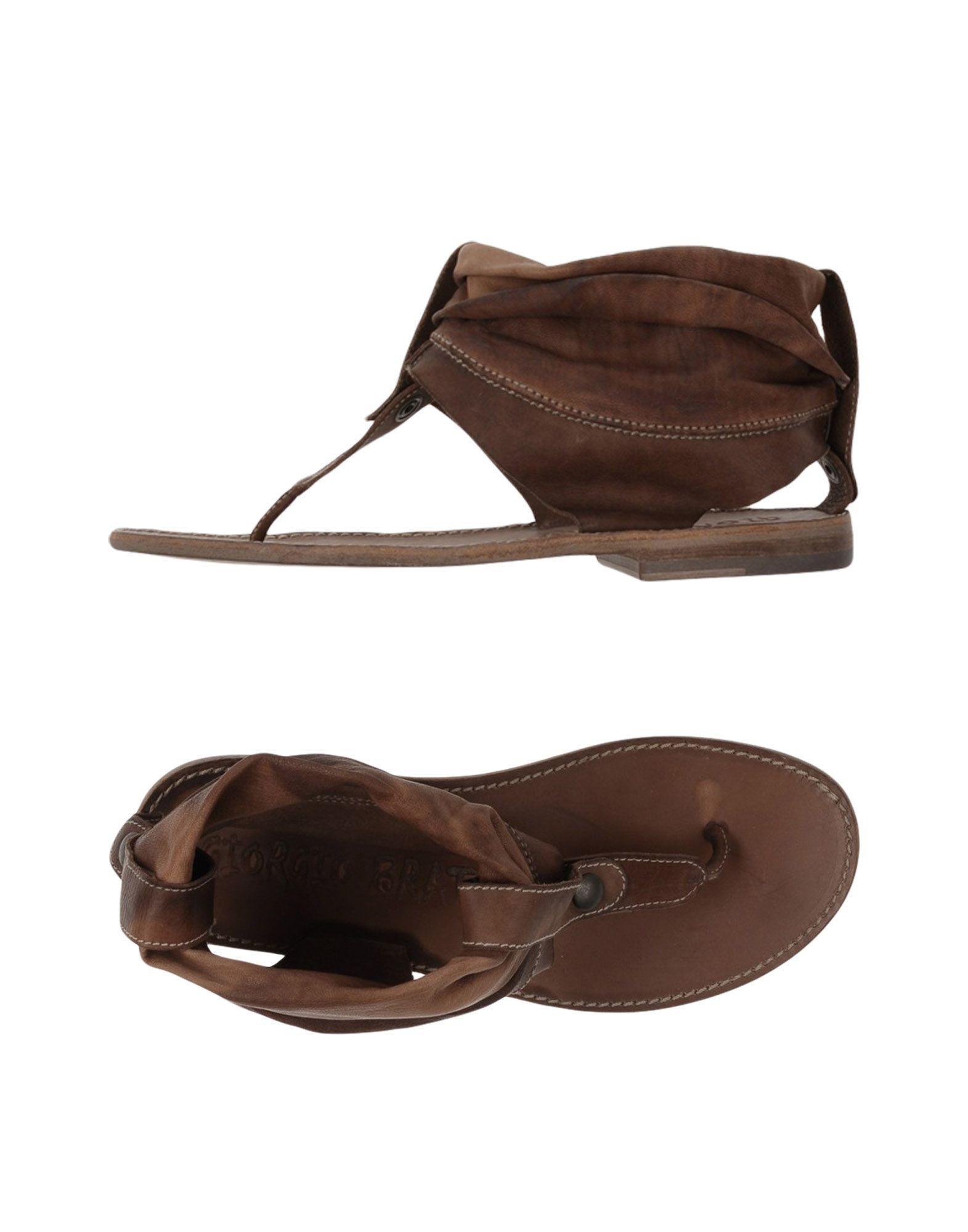 Giorgio Brato Giorgio Flip Flops - Women Giorgio Brato Brato Flip Flops online on  Canada - 11358660JR 9daf85