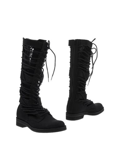 YOHJI YAMAMOTO Boots clearance collections outlet 100% guaranteed Tj6MrZMD