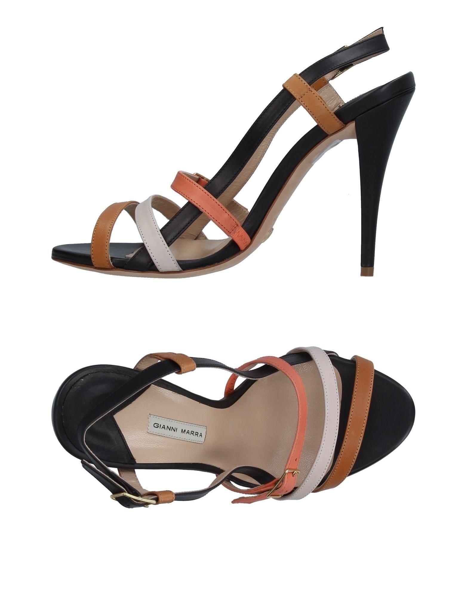 Gut tragenGianni um billige Schuhe zu tragenGianni Gut Marra Sandalen Damen  11358819QX 1ca2b7