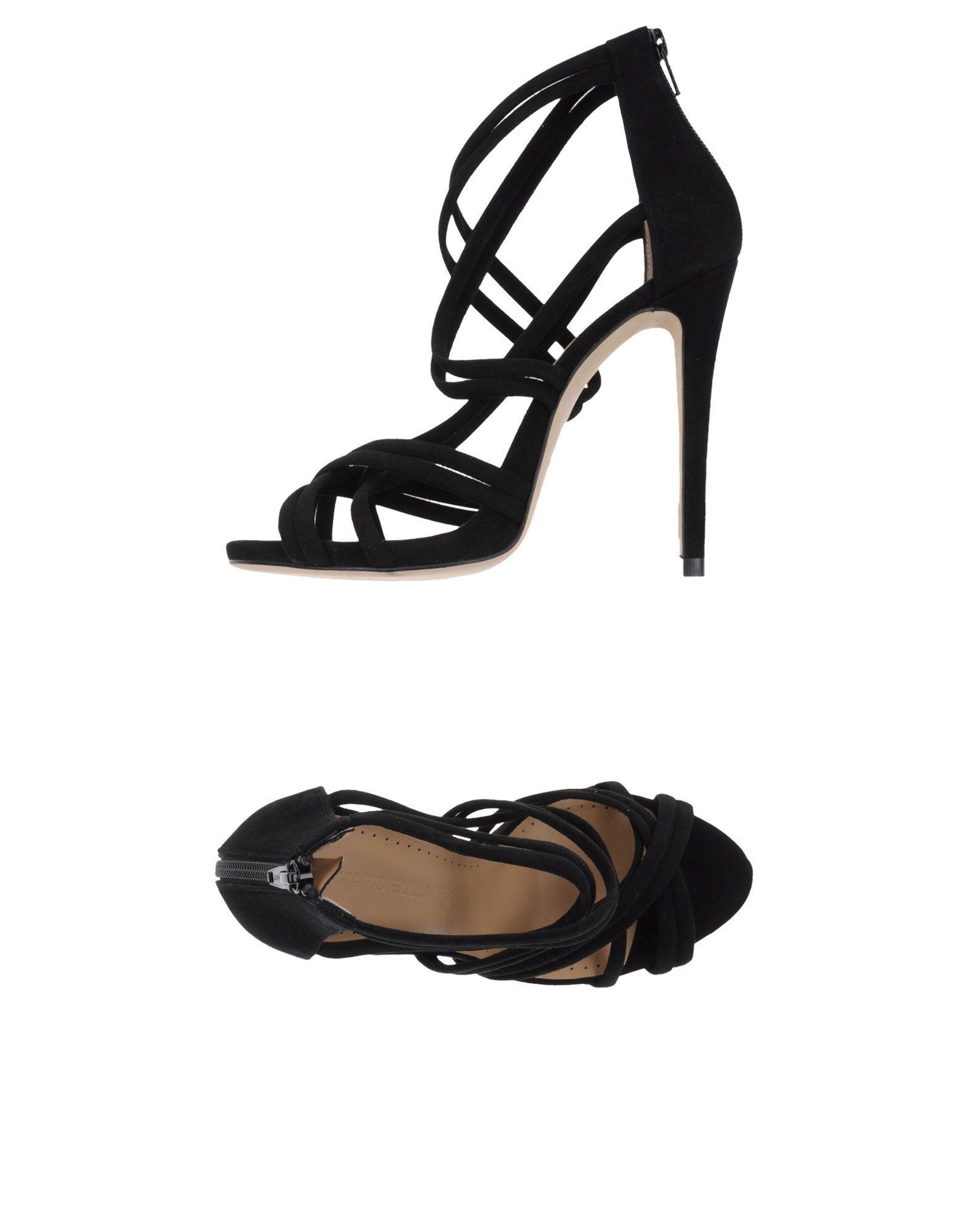 Gut um billige Schuhe zu tragenMarc Ellis Sandalen Damen  11358822BW