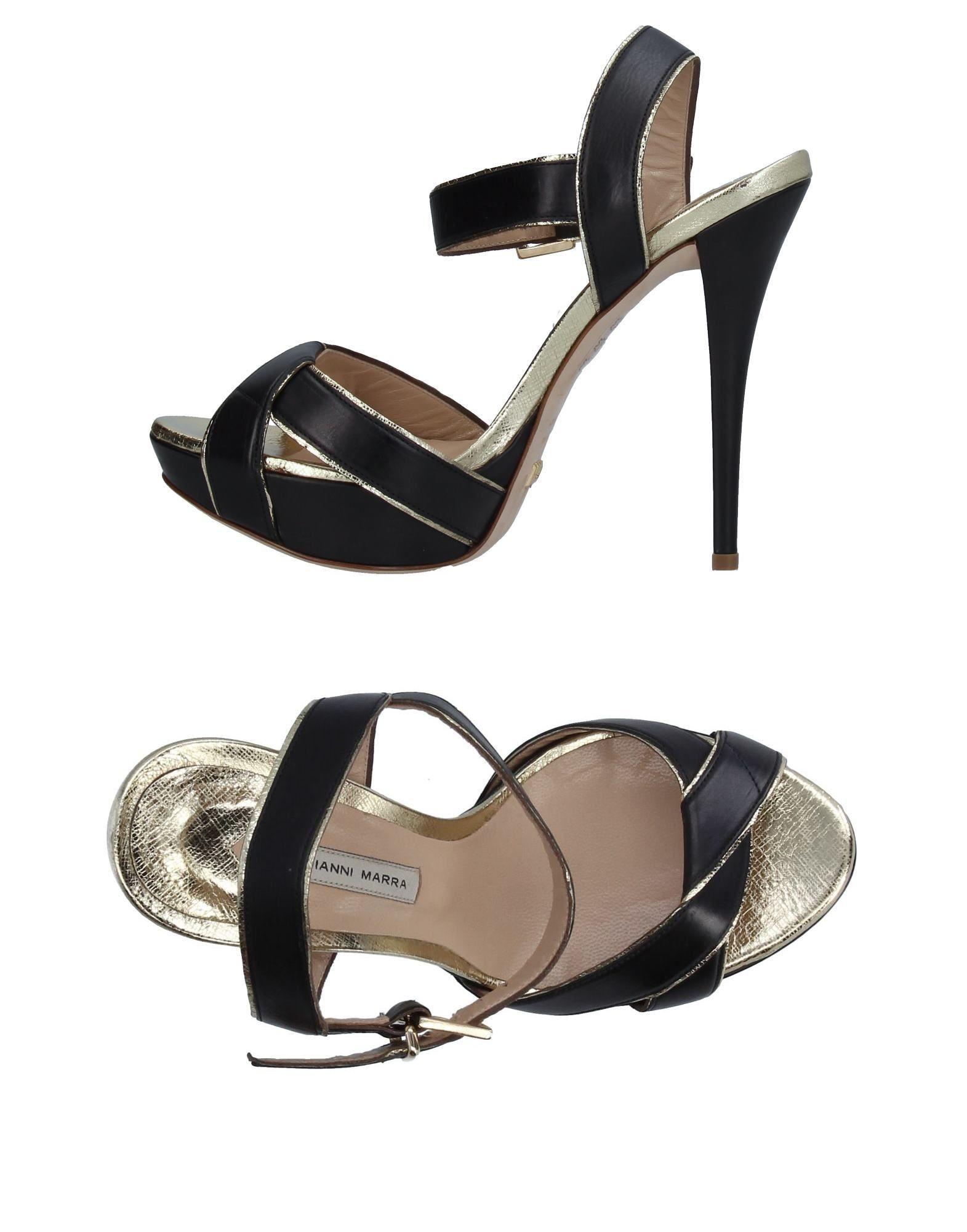 Gianni Marra Sandalen Qualität Damen  11358850TP Gute Qualität Sandalen beliebte Schuhe 0cab87