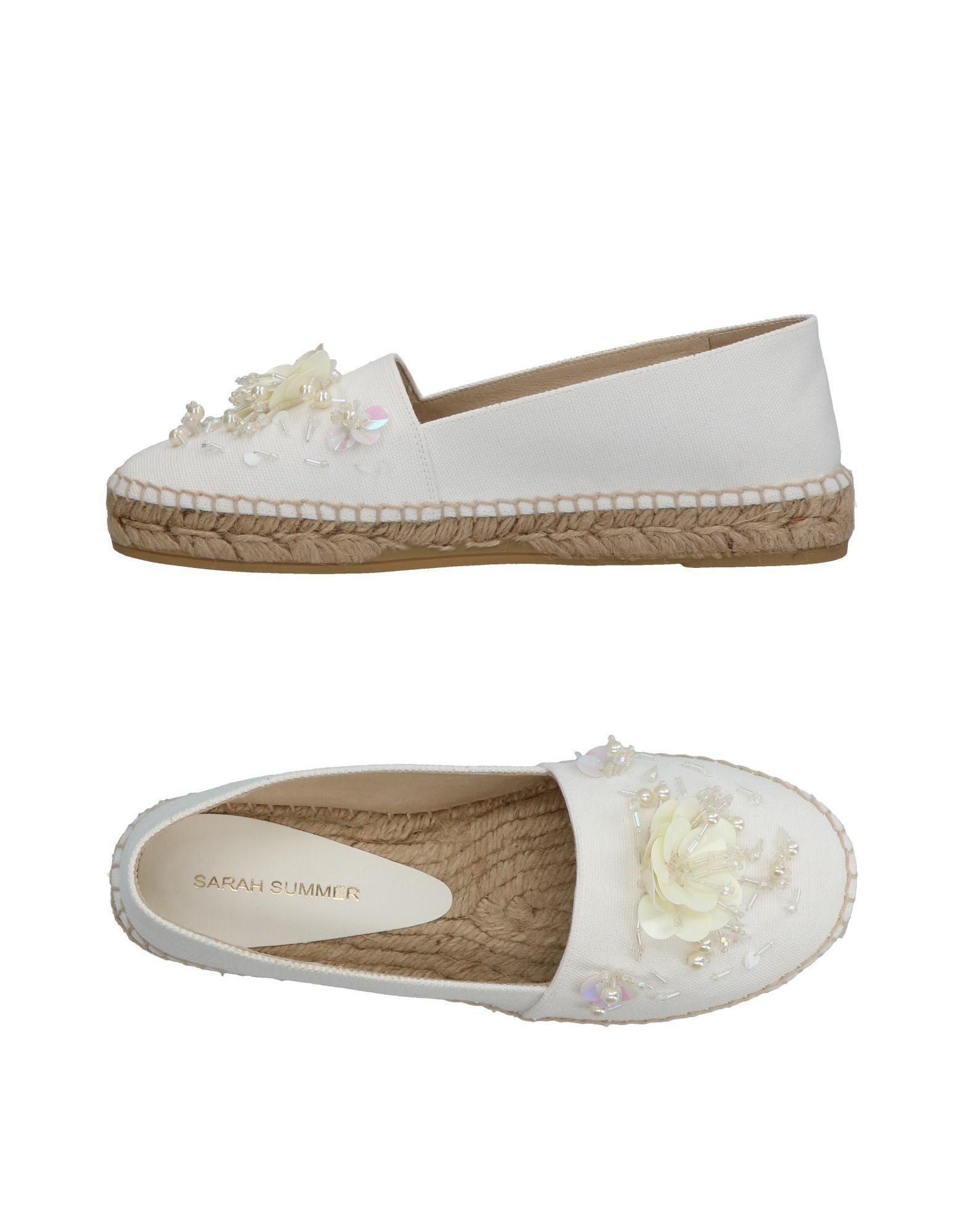 Sarah Summer Espadrilles Damen  11358895WJ Gute Qualität beliebte Schuhe