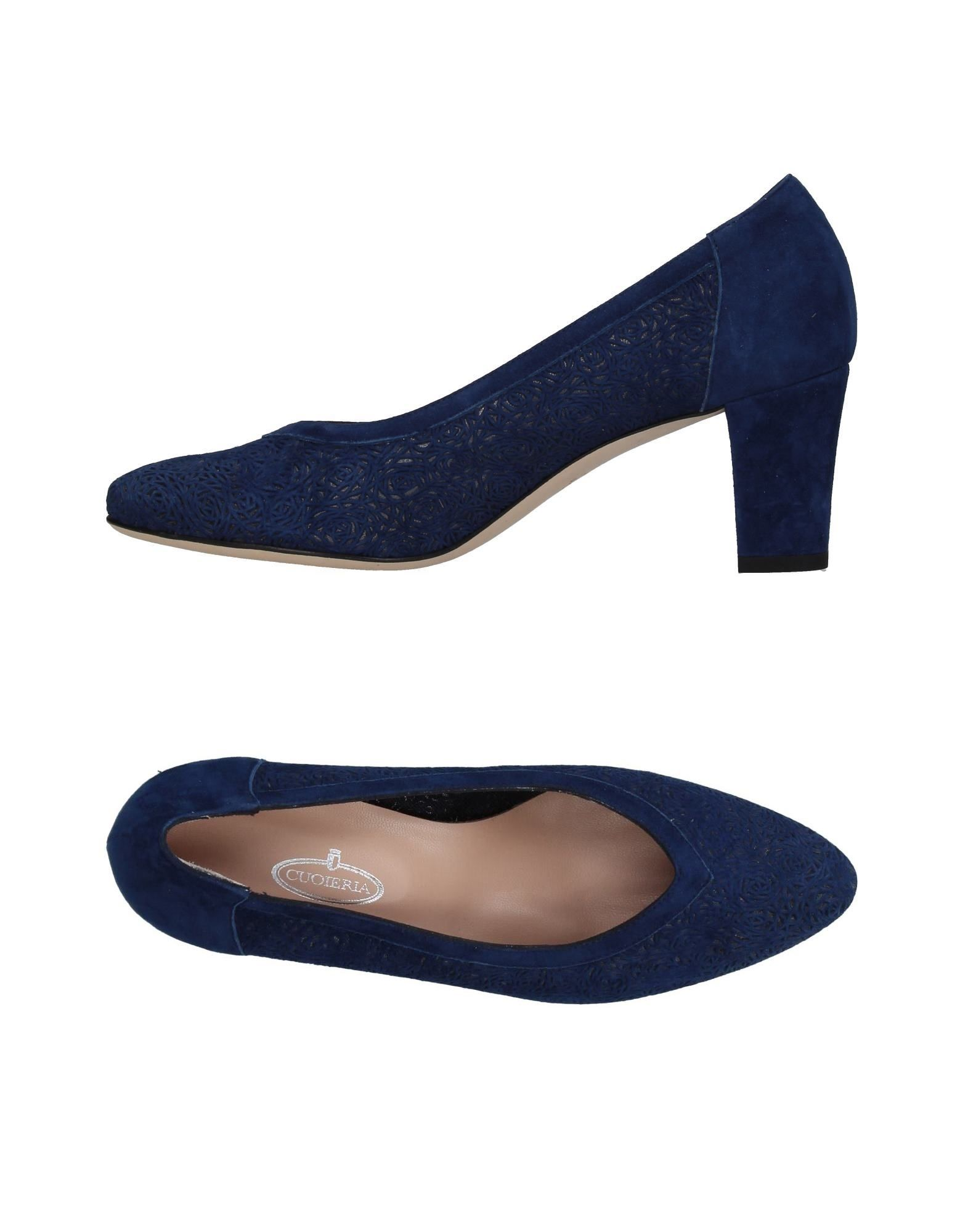 Cuoieria Pumps Damen  11358971WL Gute Qualität beliebte Schuhe