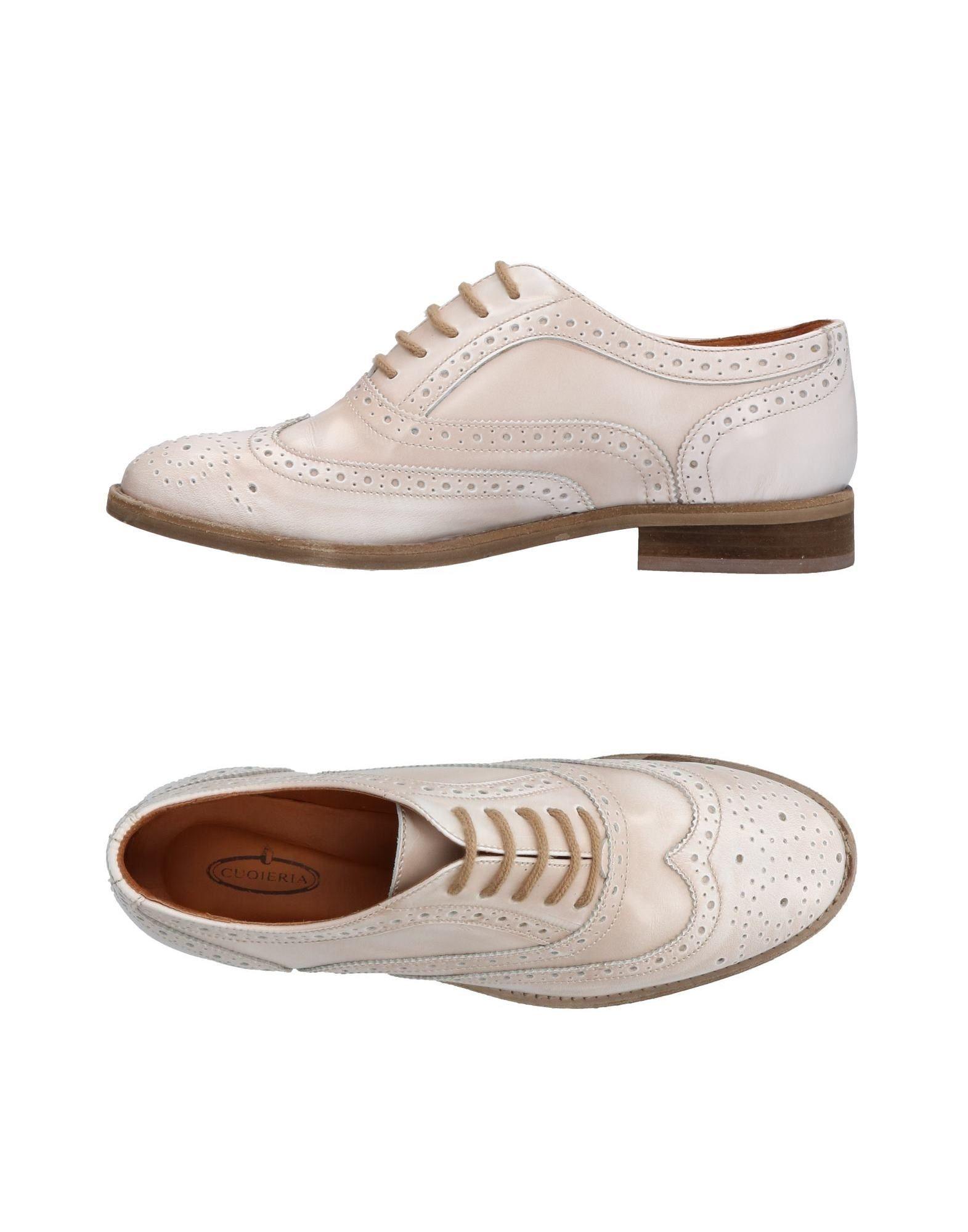 Haltbare Mode billige Schuhe Cuoieria Schnürschuhe Damen  11359007SQ Heiße Schuhe