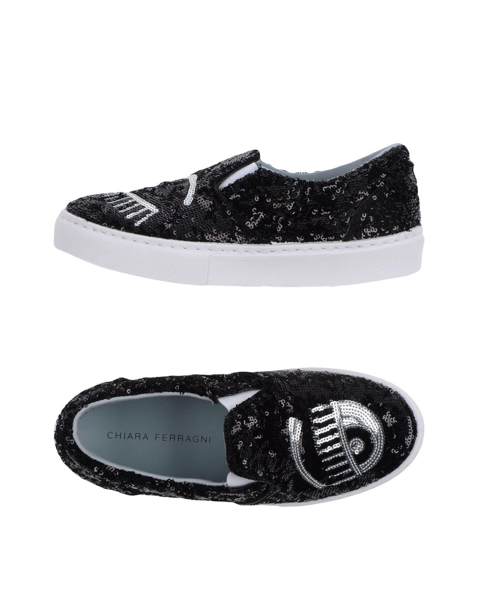 Zapatillas - Chiara Ferragni Mujer - Zapatillas Zapatillas Chiara Ferragni  Negro c01dfd