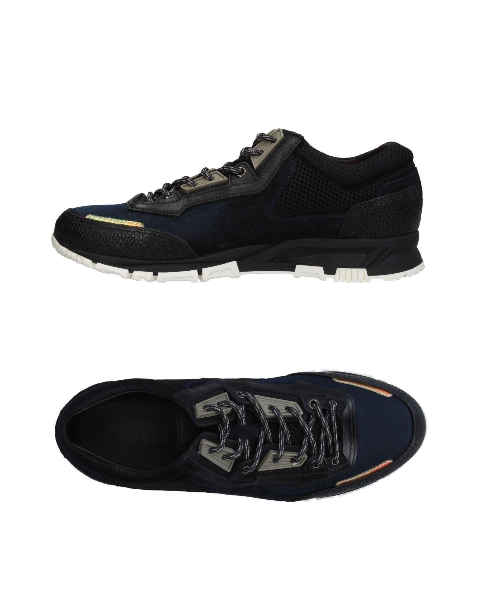 Lanvin Sneakers Herren  11359036PG Gute Qualität beliebte Schuhe