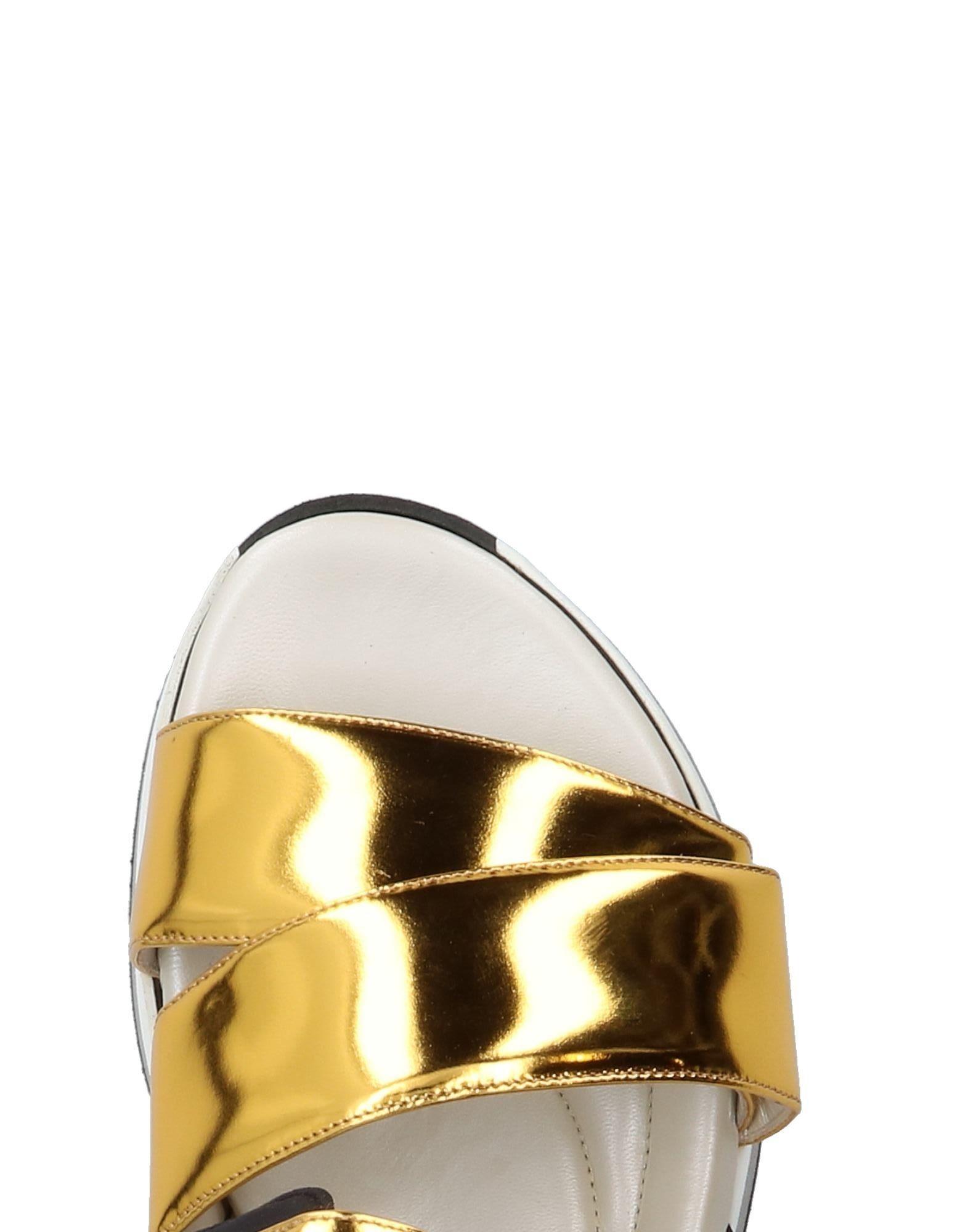 Stilvolle billige Schuhe Philippe Model 11359065AX Sandalen Damen  11359065AX Model 25e5df