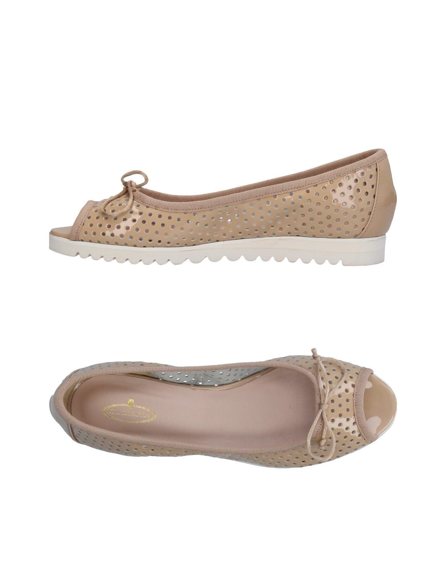 Günstige und modische Schuhe Cuoieria Ballerinas Damen  11359077TT