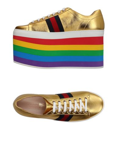 adfd2e30d90 Gucci Sneakers - Women Gucci Sneakers online on YOOX United Kingdom ...