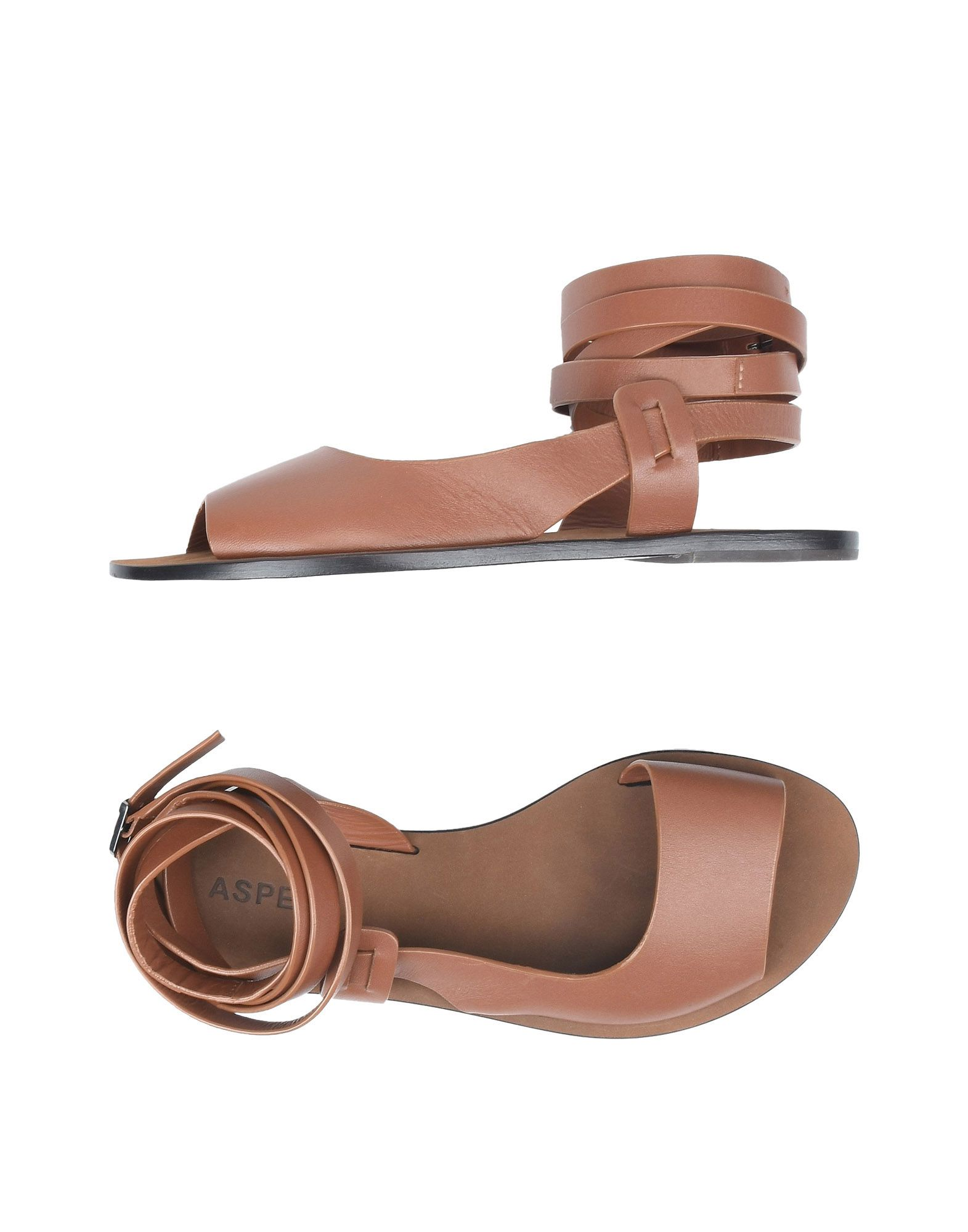 Stilvolle Damen billige Schuhe Aspesi Sandalen Damen Stilvolle  11359314AR f32391