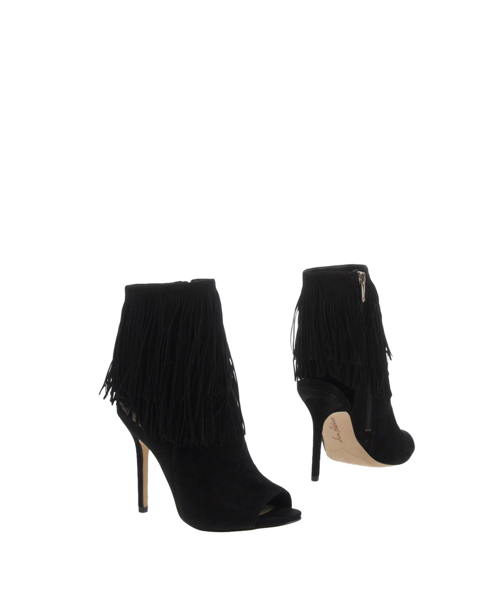 Stilvolle billige Schuhe Sam Edelman Stiefelette Damen  11359319HO