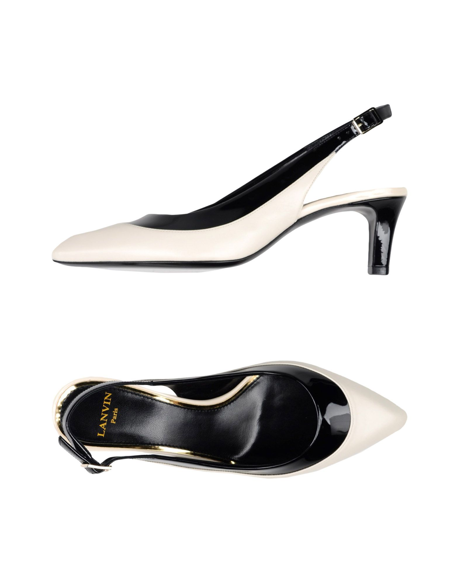 Lanvin Pump - Women Lanvin Pumps online 11359333VJ on  Australia - 11359333VJ online adb12b