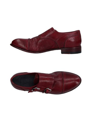 OPEN CLOSED SHOES Loafers Maroon Women where can i buy