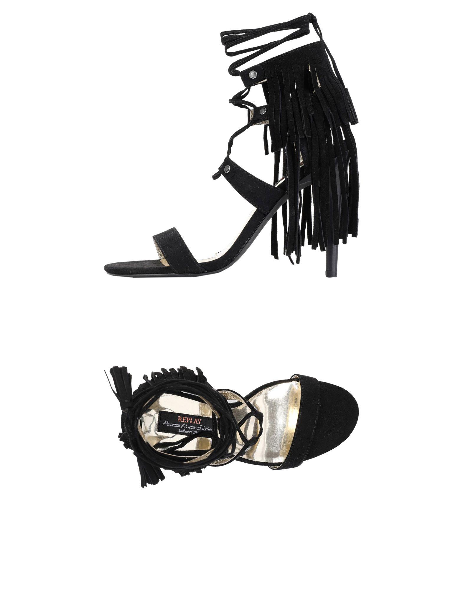 Replay Sandalen Damen  11359637NA Gute Qualität beliebte Schuhe