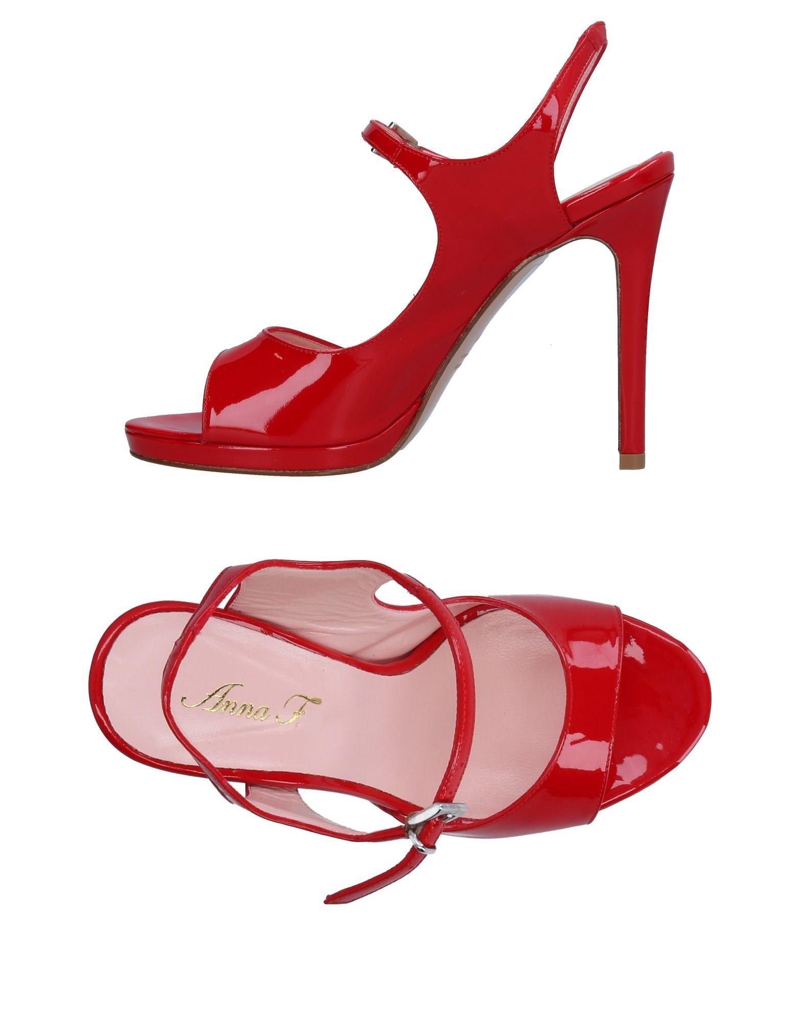 Anna F. Sandalen Damen  11359642SP Gute Qualität beliebte Schuhe