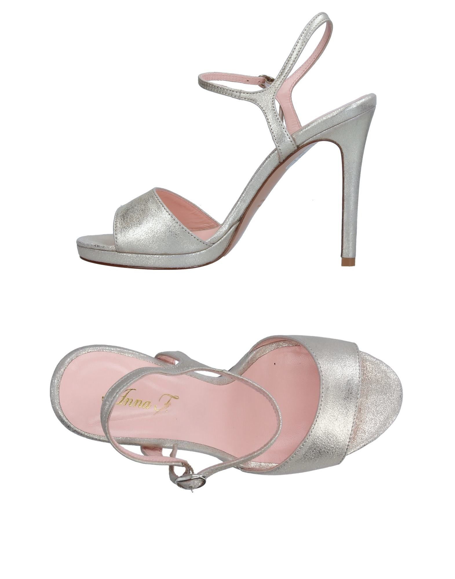 Anna F. Sandalen Damen  11359700MM Gute Qualität beliebte Schuhe
