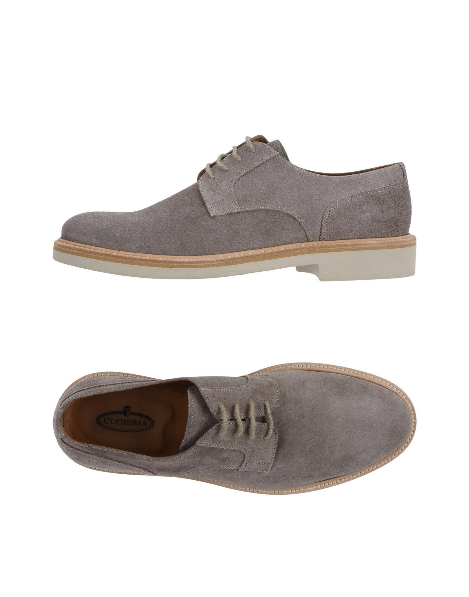 Haltbare Mode billige Schuhe Cuoieria Schnürschuhe Herren  11359736EN Heiße Schuhe