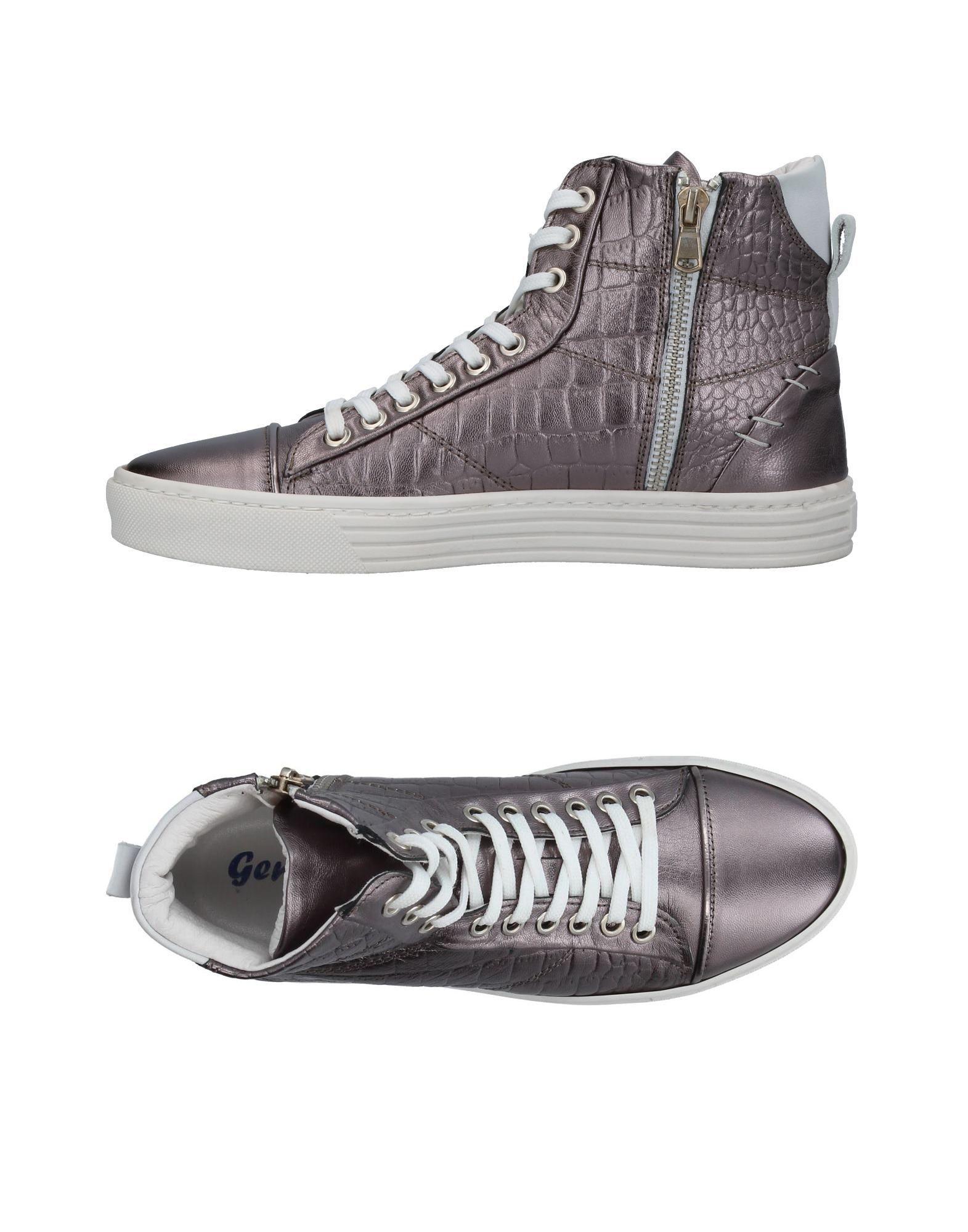 Baskets Geneve Femme - Baskets Geneve Plomb Dernières chaussures discount pour hommes et femmes